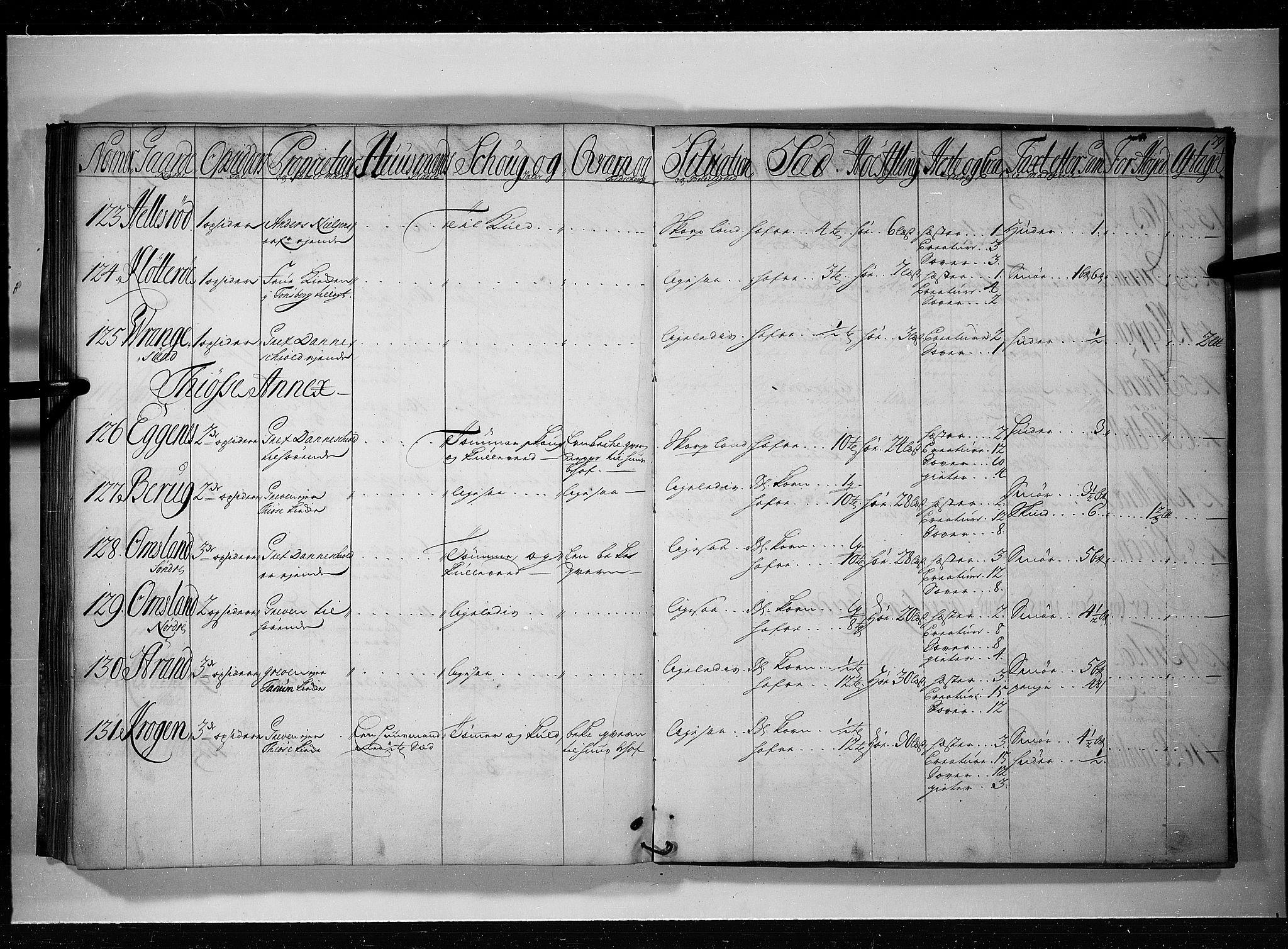 RA, Rentekammeret inntil 1814, Realistisk ordnet avdeling, N/Nb/Nbf/L0117: Larvik grevskap eksaminasjonsprotokoll, 1723, s. 78b-79a