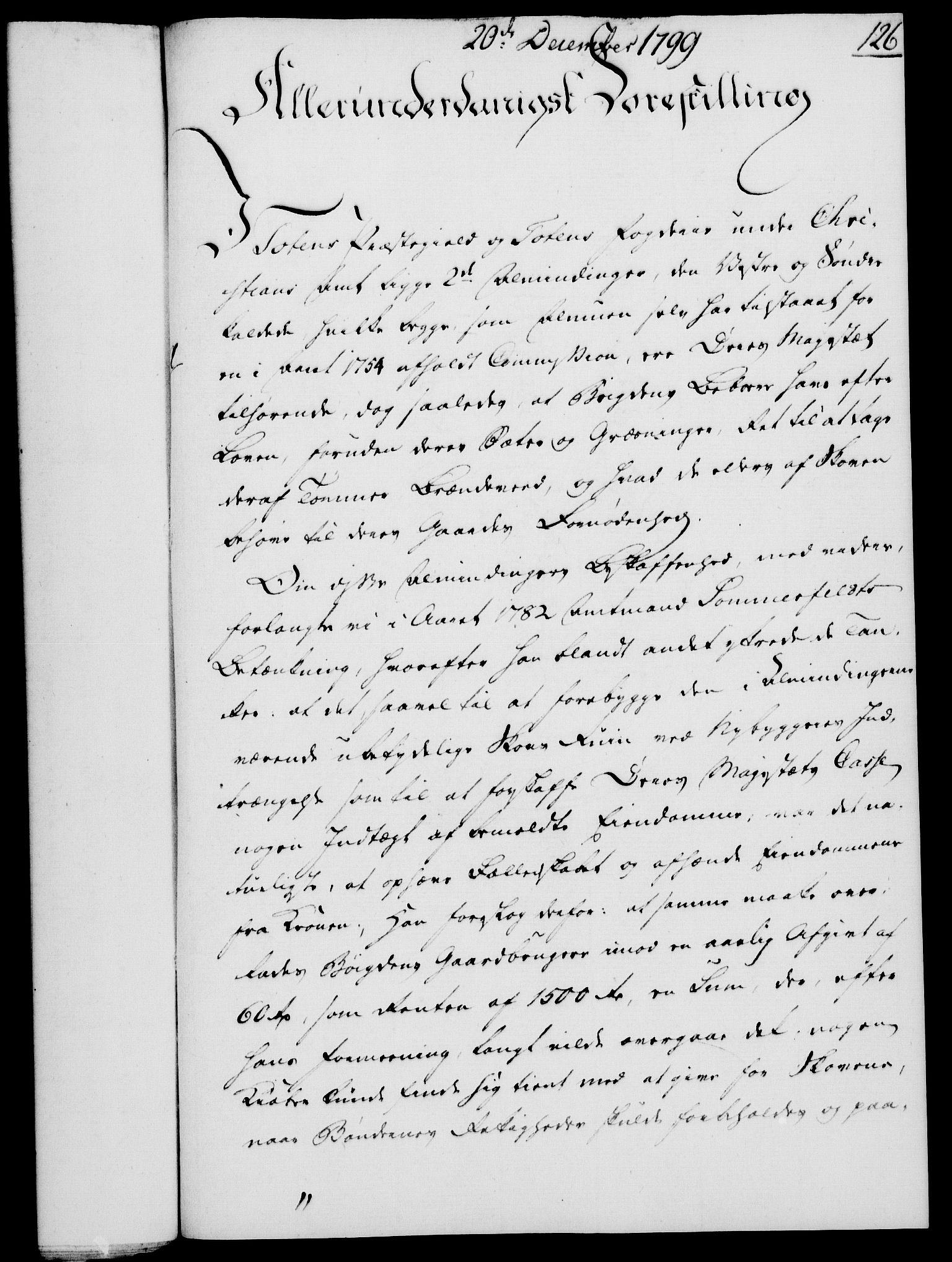 RA, Rentekammeret, Kammerkanselliet, G/Gf/Gfa/L0081: Norsk relasjons- og resolusjonsprotokoll (merket RK 52.81), 1799, s. 809