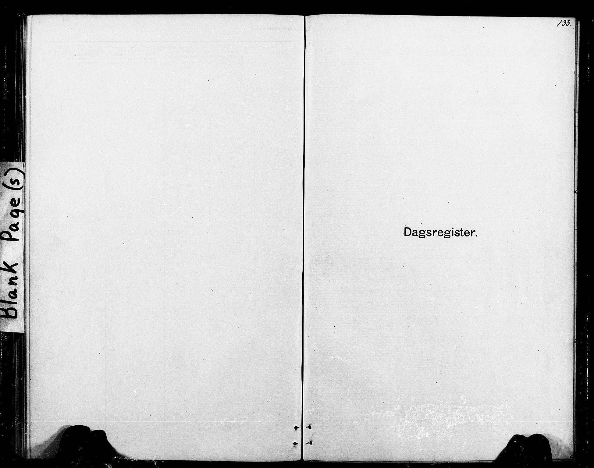 SAT, Ministerialprotokoller, klokkerbøker og fødselsregistre - Sør-Trøndelag, 693/L1123: Klokkerbok nr. 693C04, 1887-1910, s. 133