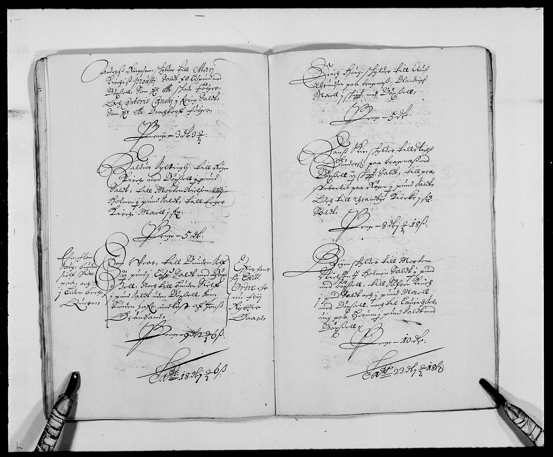 RA, Rentekammeret inntil 1814, Reviderte regnskaper, Fogderegnskap, R29/L1691: Fogderegnskap Hurum og Røyken, 1678-1681, s. 163