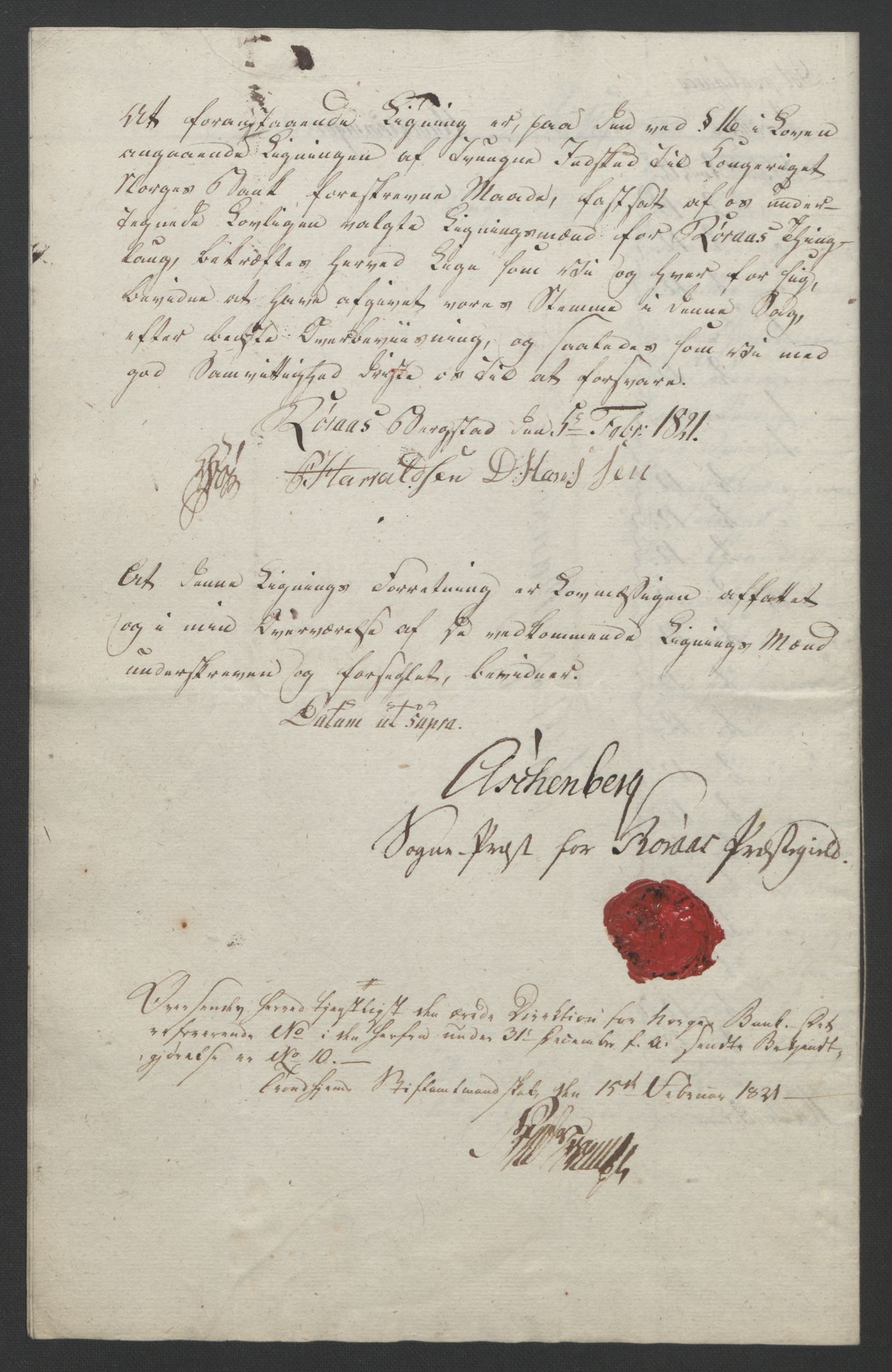 NOBA, Norges Bank/Sølvskatten 1816*, 1816-1821, s. 153
