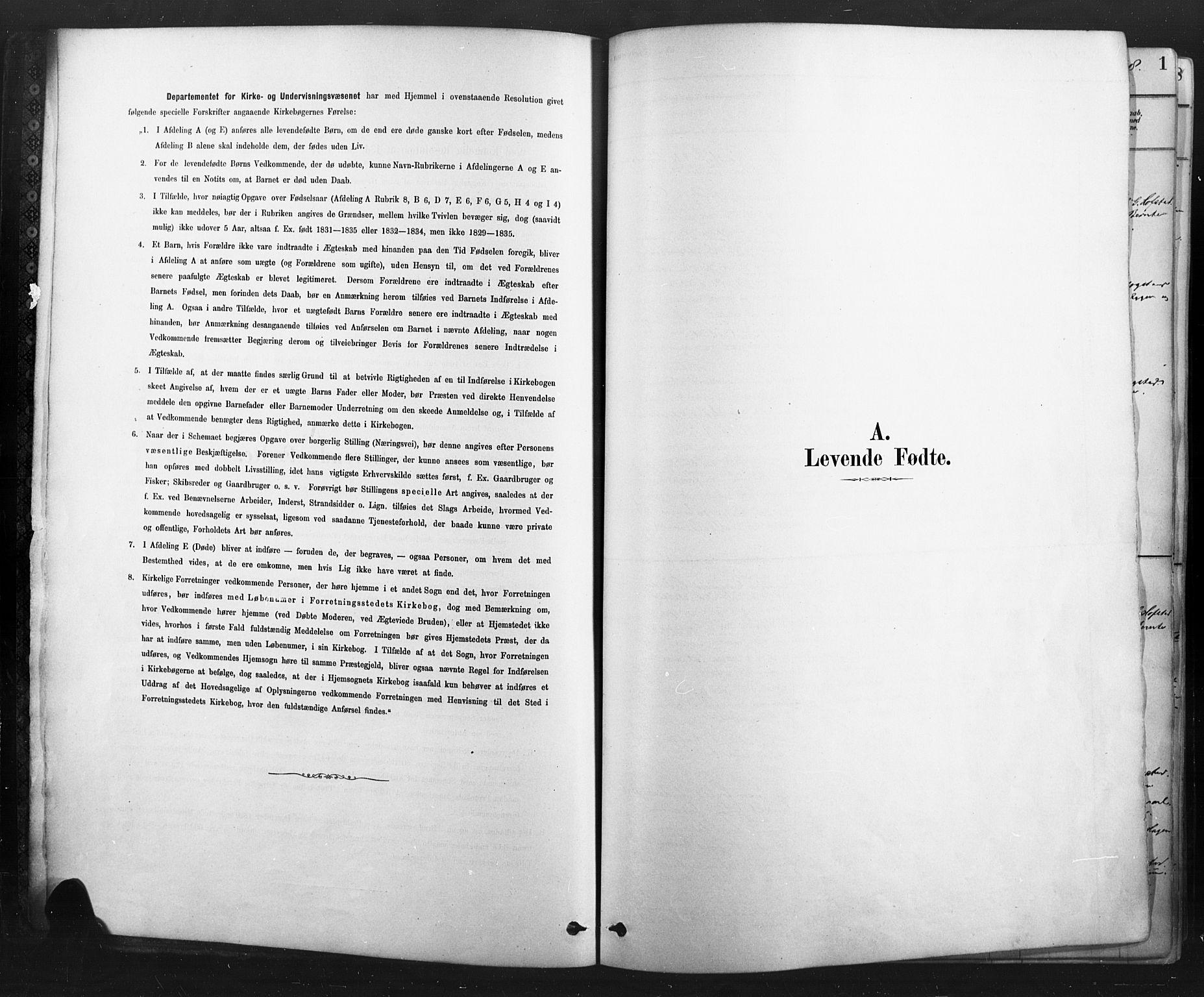 SAH, Rendalen prestekontor, H/Ha/Haa/L0010: Ministerialbok nr. 10, 1878-1901