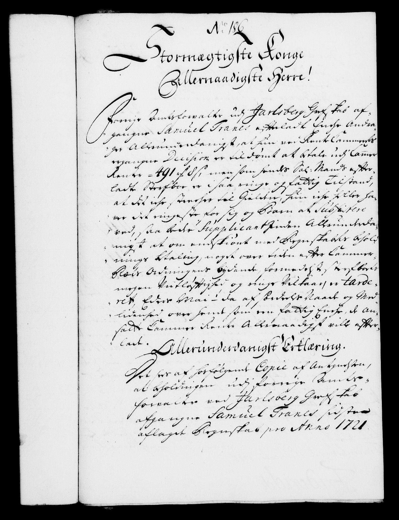 RA, Rentekammeret, Kammerkanselliet, G/Gf/Gfa/L0008: Norsk relasjons- og resolusjonsprotokoll (merket RK 52.8), 1725, s. 1006