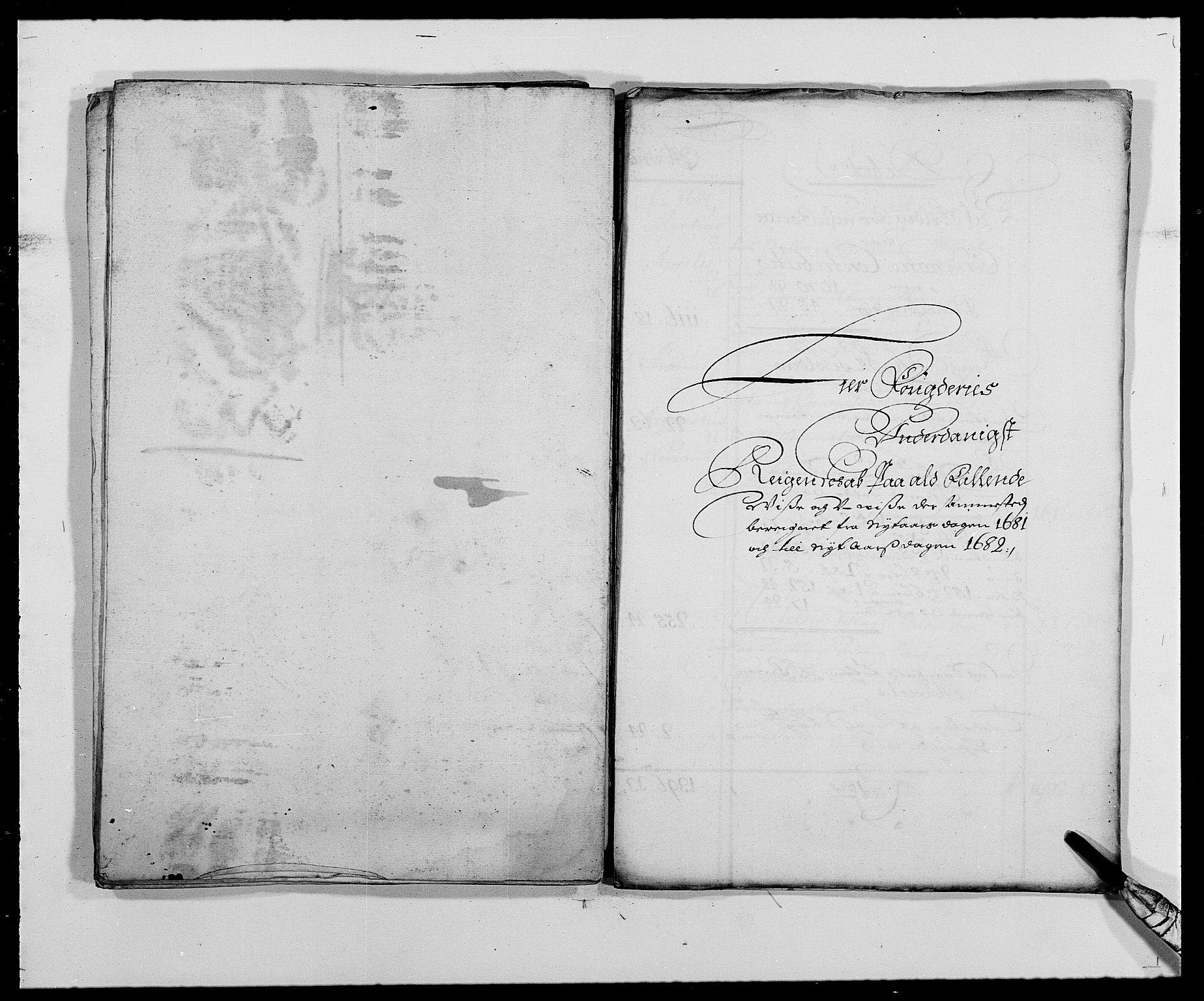 RA, Rentekammeret inntil 1814, Reviderte regnskaper, Fogderegnskap, R27/L1687: Fogderegnskap Lier, 1678-1686, s. 311