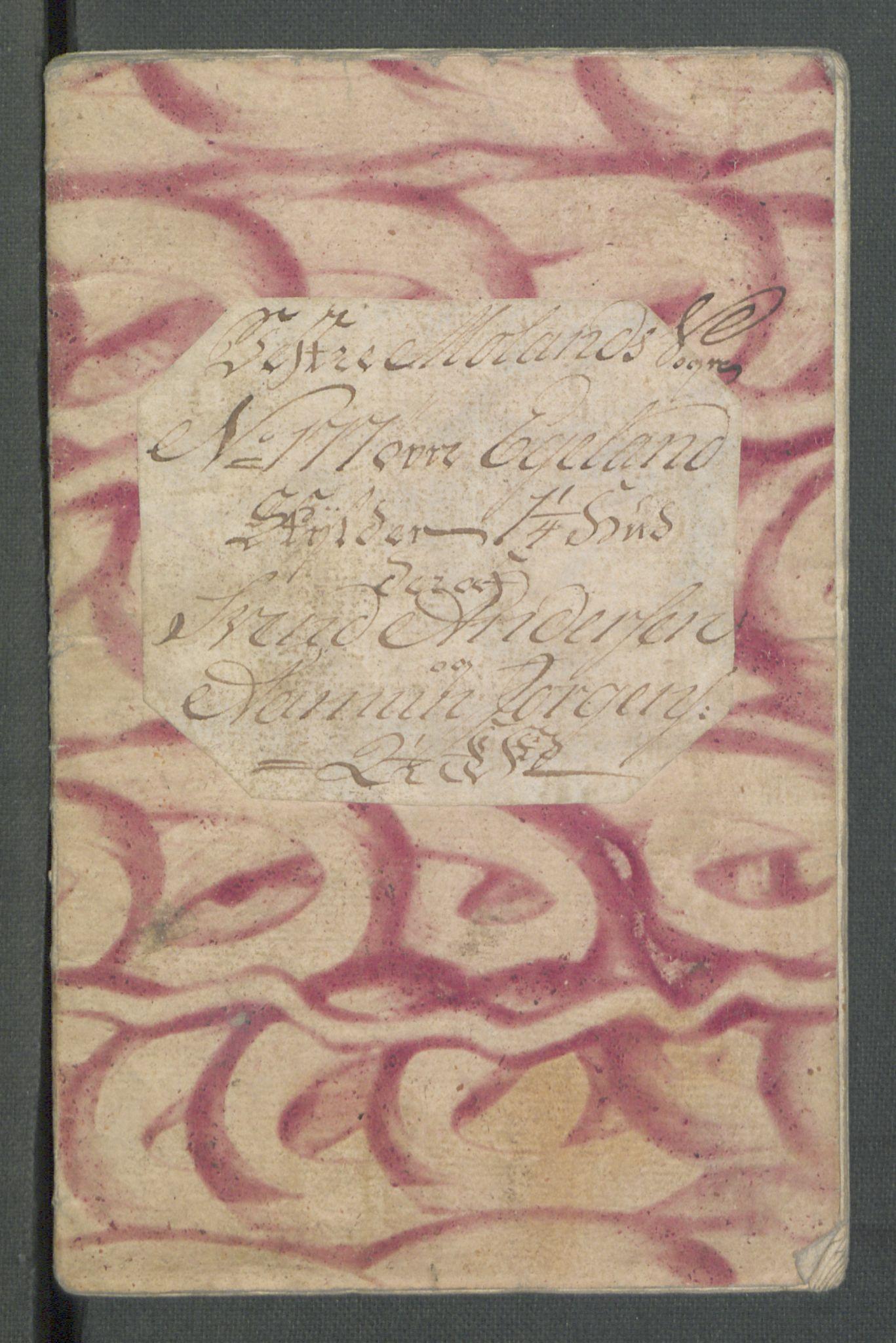 RA, Rentekammeret inntil 1814, Realistisk ordnet avdeling, Od/L0001: Oppløp, 1786-1769, s. 369