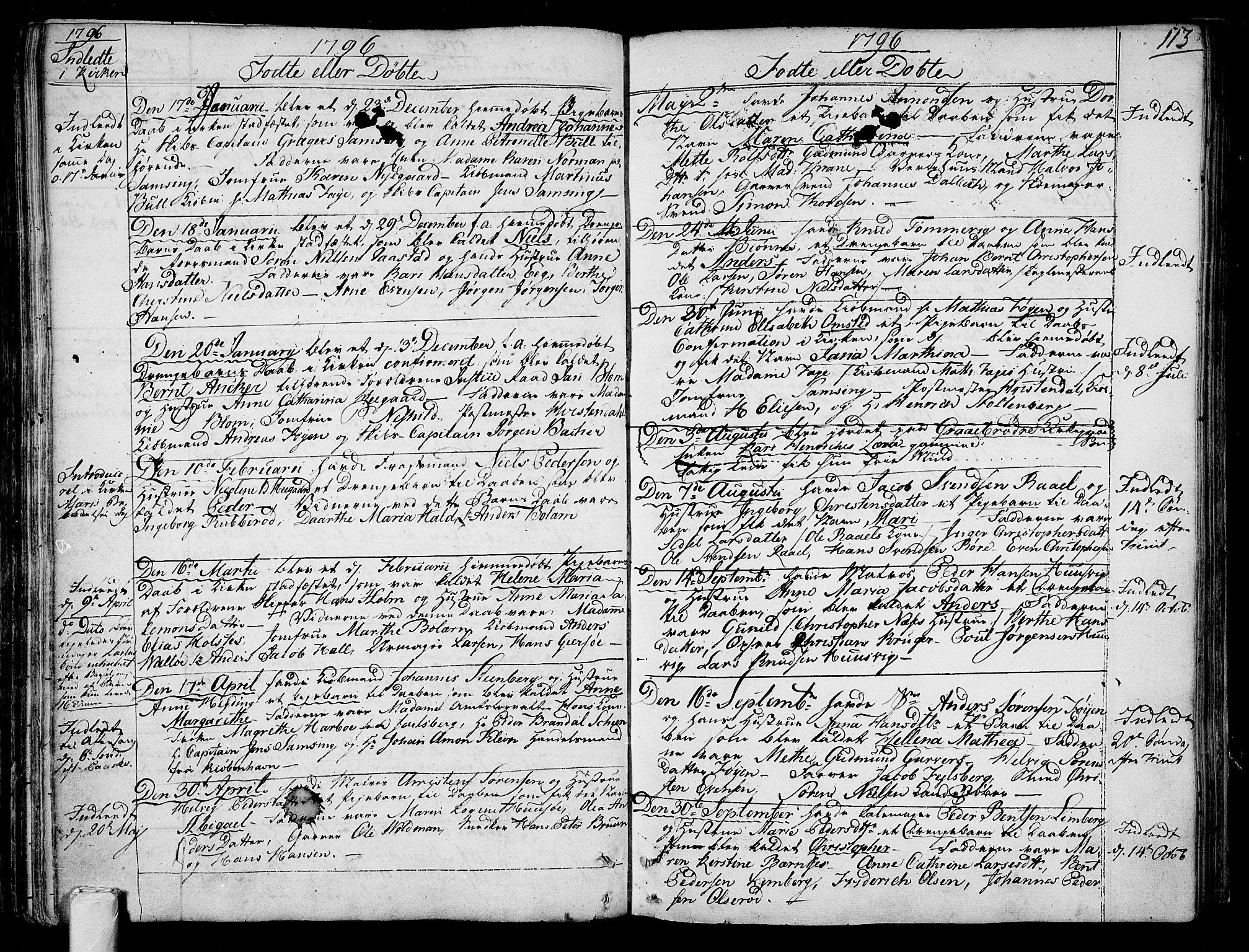 SAKO, Tønsberg kirkebøker, F/Fa/L0002: Ministerialbok nr. I 2, 1760-1796, s. 113