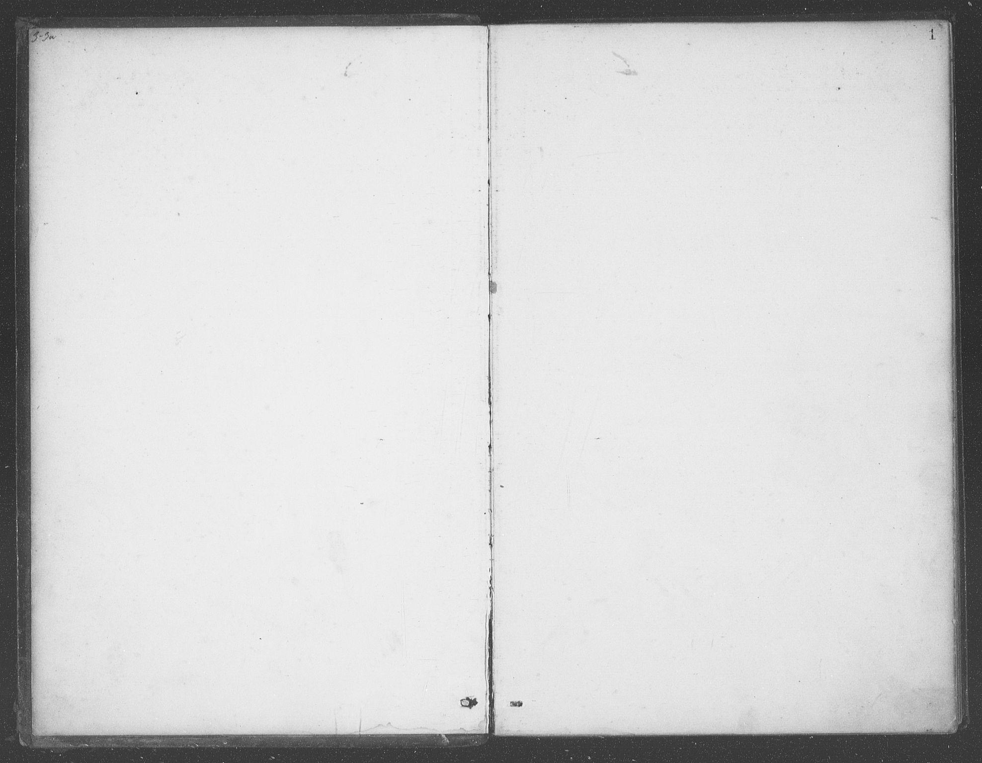 SAB, Aurland sokneprestembete, H/Ha/Had/L0001: Ministerialbok nr. D  1, 1880-1903, s. 1