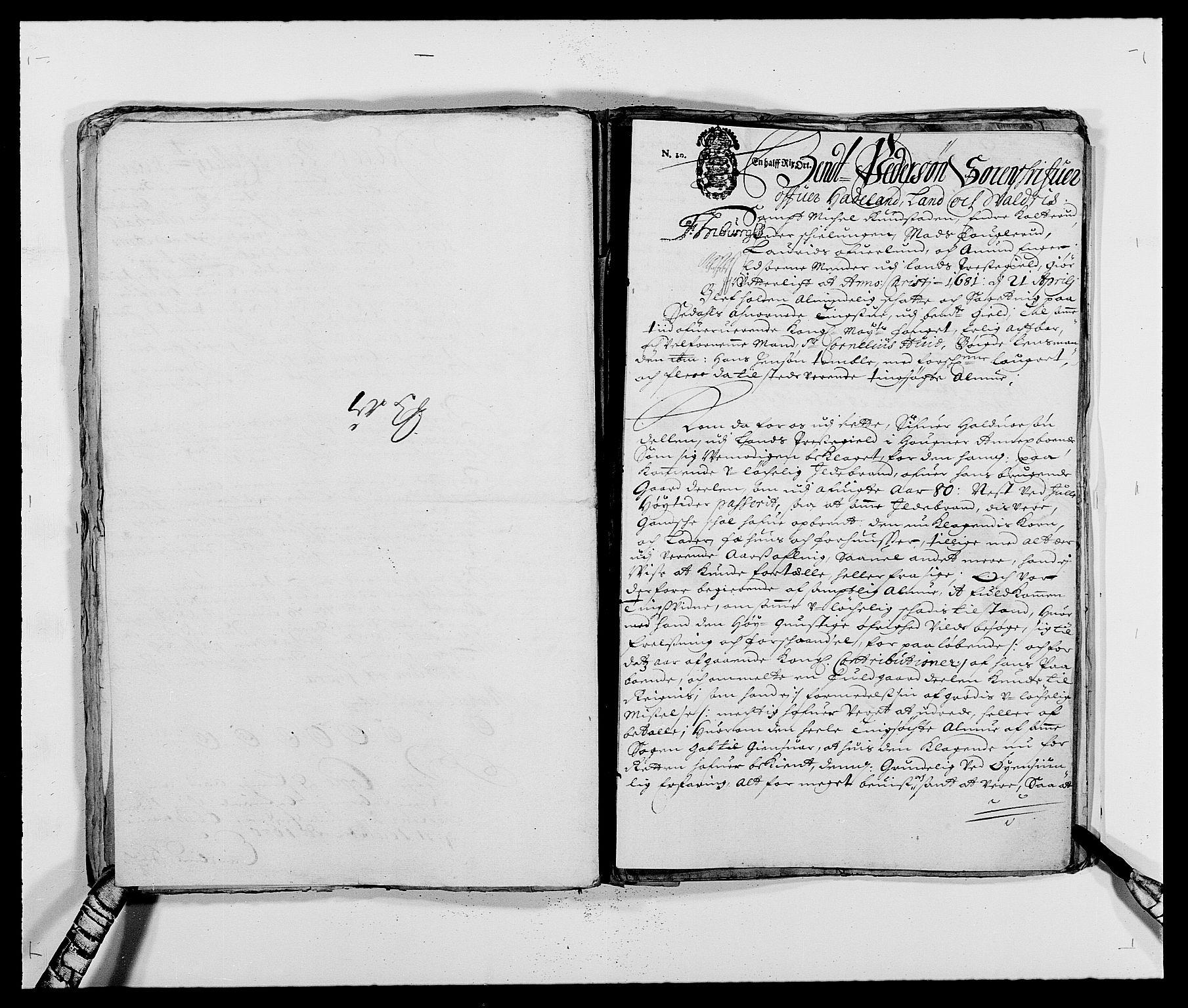 RA, Rentekammeret inntil 1814, Reviderte regnskaper, Fogderegnskap, R18/L1277: Fogderegnskap Hadeland, Toten og Valdres, 1680, s. 144