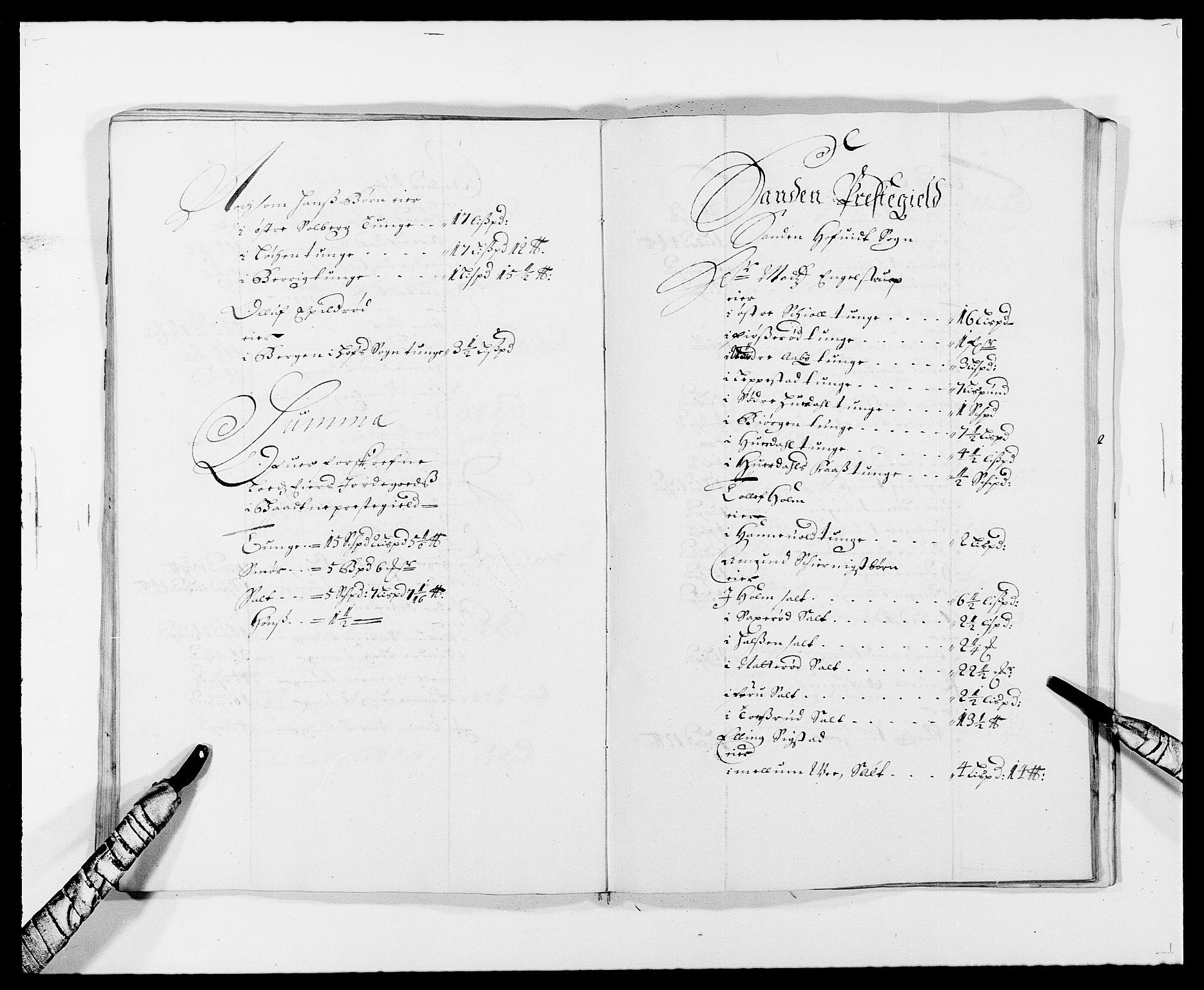 RA, Rentekammeret inntil 1814, Reviderte regnskaper, Fogderegnskap, R32/L1857: Fogderegnskap Jarlsberg grevskap, 1686-1690, s. 216