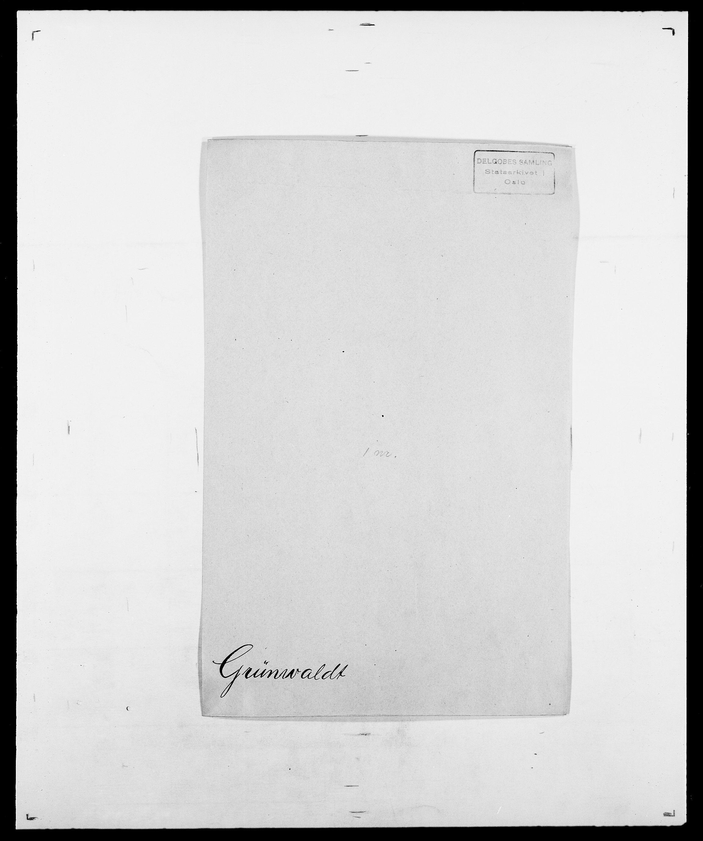 SAO, Delgobe, Charles Antoine - samling, D/Da/L0015: Grodtshilling - Halvorsæth, s. 141