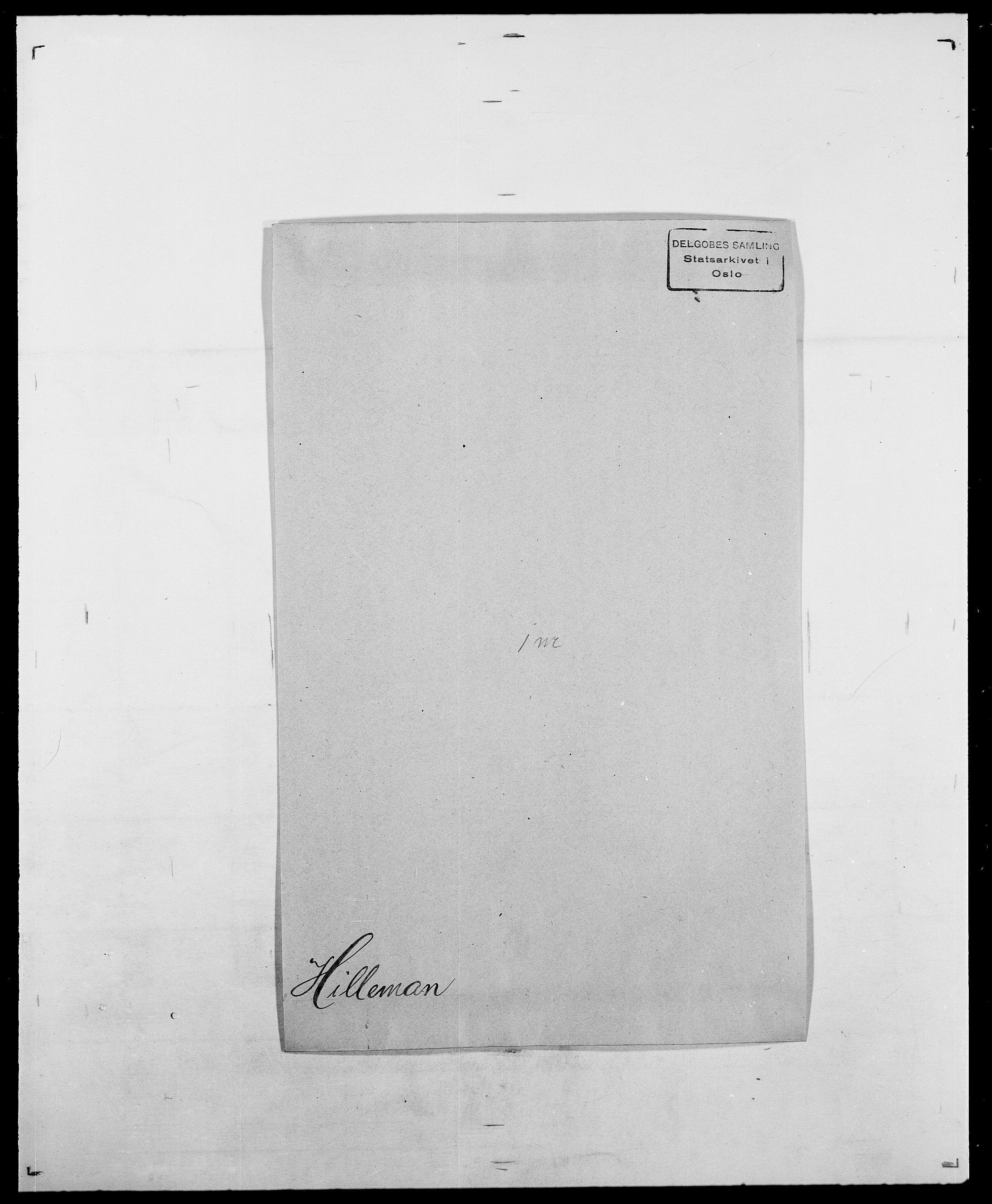 SAO, Delgobe, Charles Antoine - samling, D/Da/L0017: Helander - Hjørne, s. 438