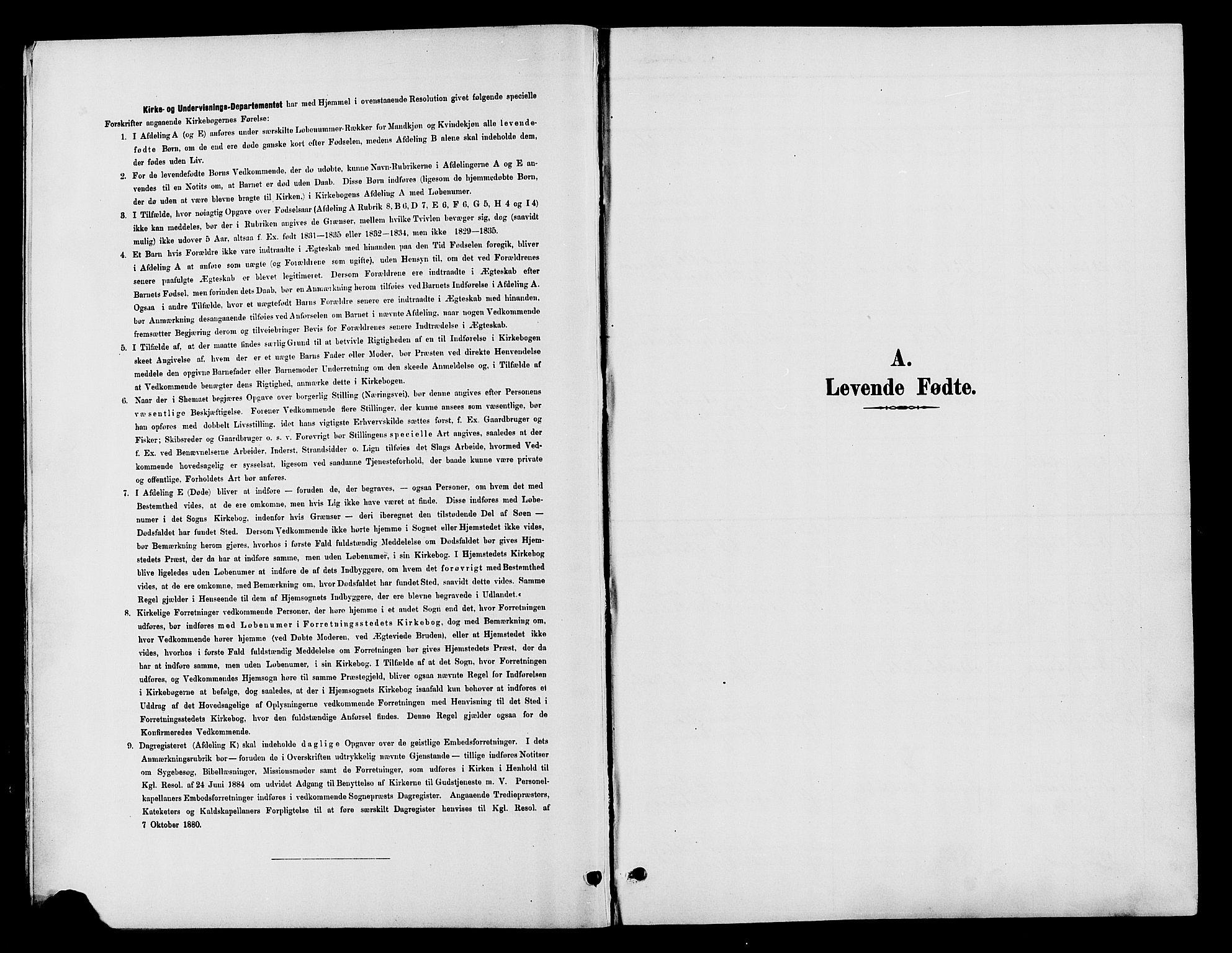 SAH, Vardal prestekontor, H/Ha/Hab/L0009: Klokkerbok nr. 9, 1894-1902
