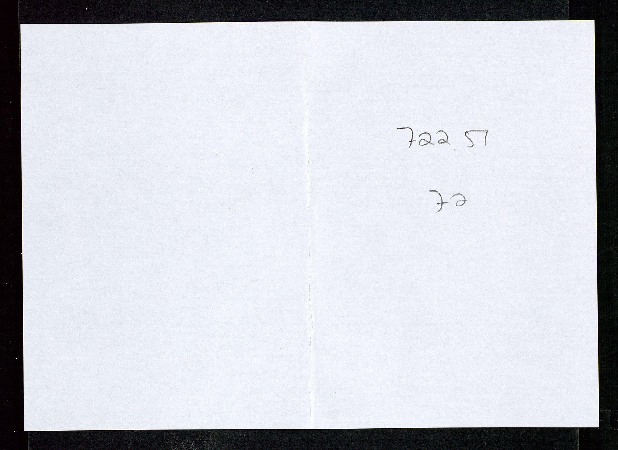 SAST, Industridepartementet, Oljekontoret, Da/L0008:  Arkivnøkkel 721- 722 Geofysikk, forskning, 1970-1972, s. 522