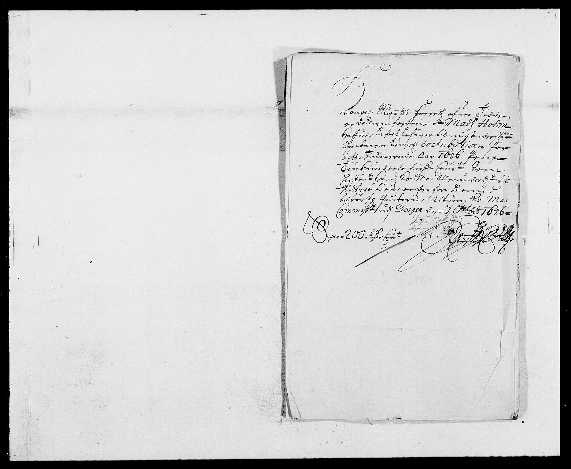 RA, Rentekammeret inntil 1814, Reviderte regnskaper, Fogderegnskap, R46/L2726: Fogderegnskap Jæren og Dalane, 1686-1689, s. 91