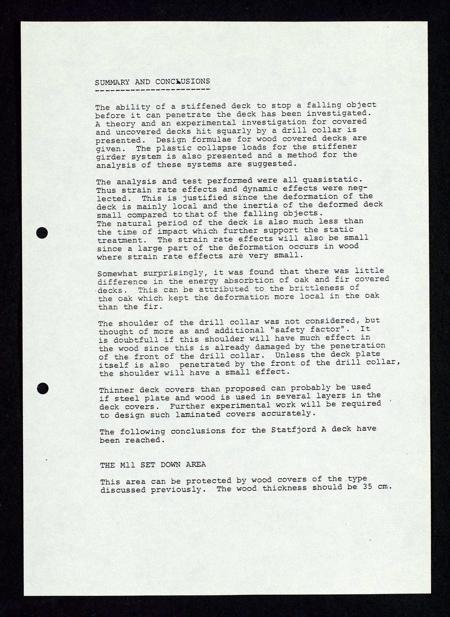 SAST, Pa 1339 - Statoil ASA, D/Dm/L0348: Gravitasjonsplattform betong, 1975-1978, s. 31