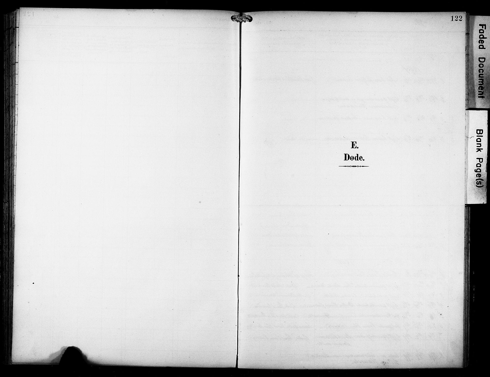 SAST, Avaldsnes sokneprestkontor, H/Ha/Haa/L0016: Ministerialbok nr. A 16, 1893-1918, s. 122