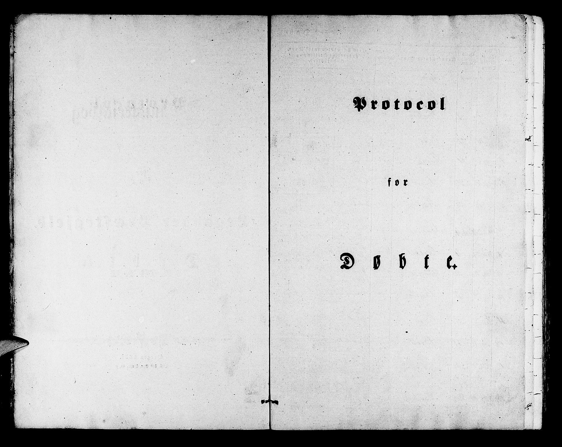 SAB, Leikanger Sokneprestembete, Ministerialbok nr. A 7, 1838-1851