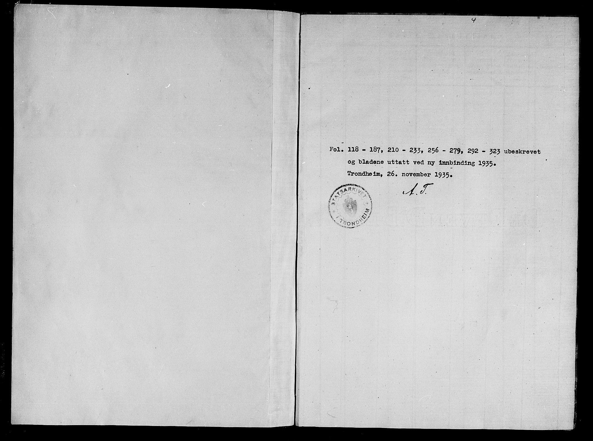 SAT, Ministerialprotokoller, klokkerbøker og fødselsregistre - Sør-Trøndelag, 602/L0107: Ministerialbok nr. 602A05, 1815-1821