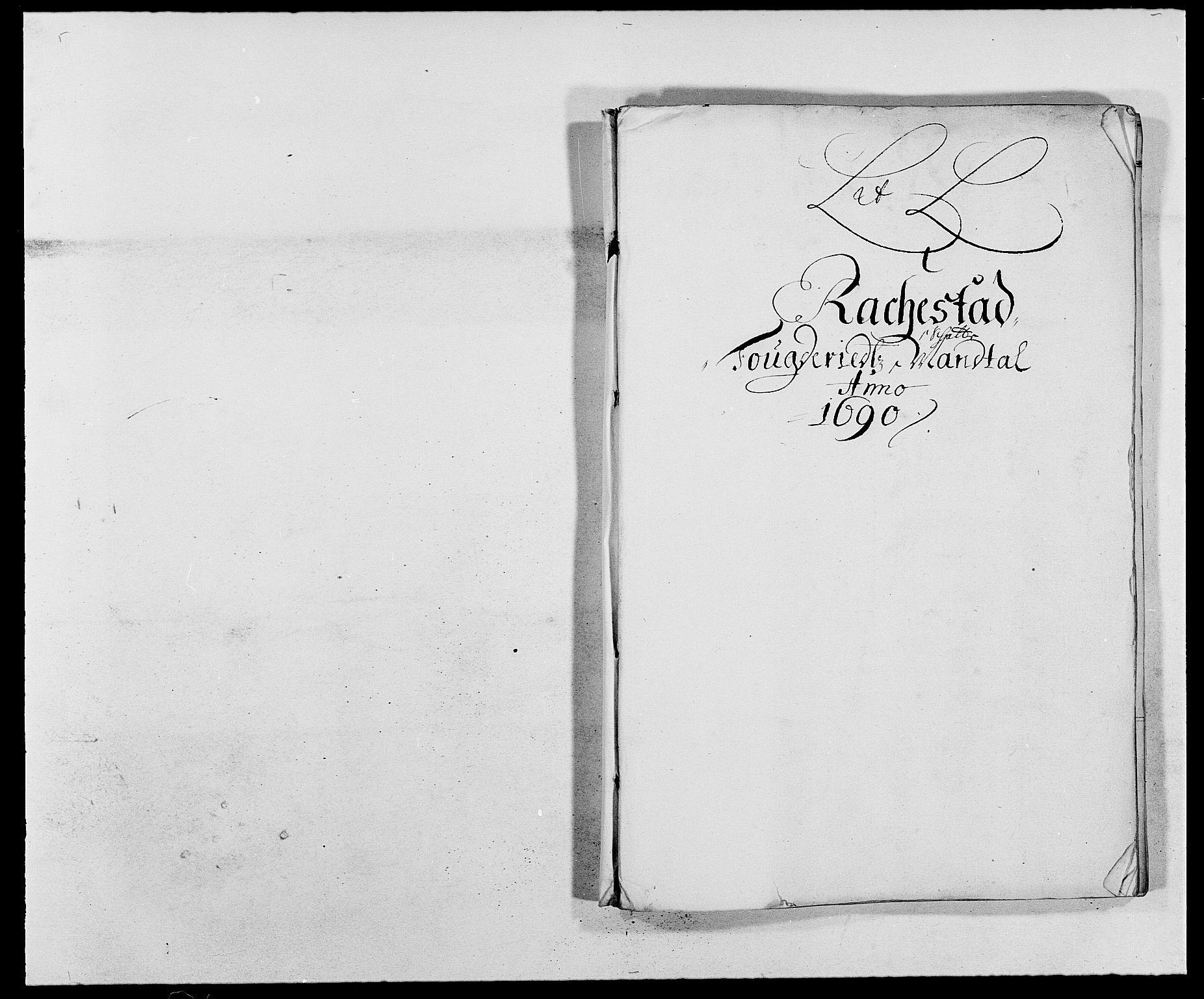 RA, Rentekammeret inntil 1814, Reviderte regnskaper, Fogderegnskap, R05/L0277: Fogderegnskap Rakkestad, 1689-1690, s. 195