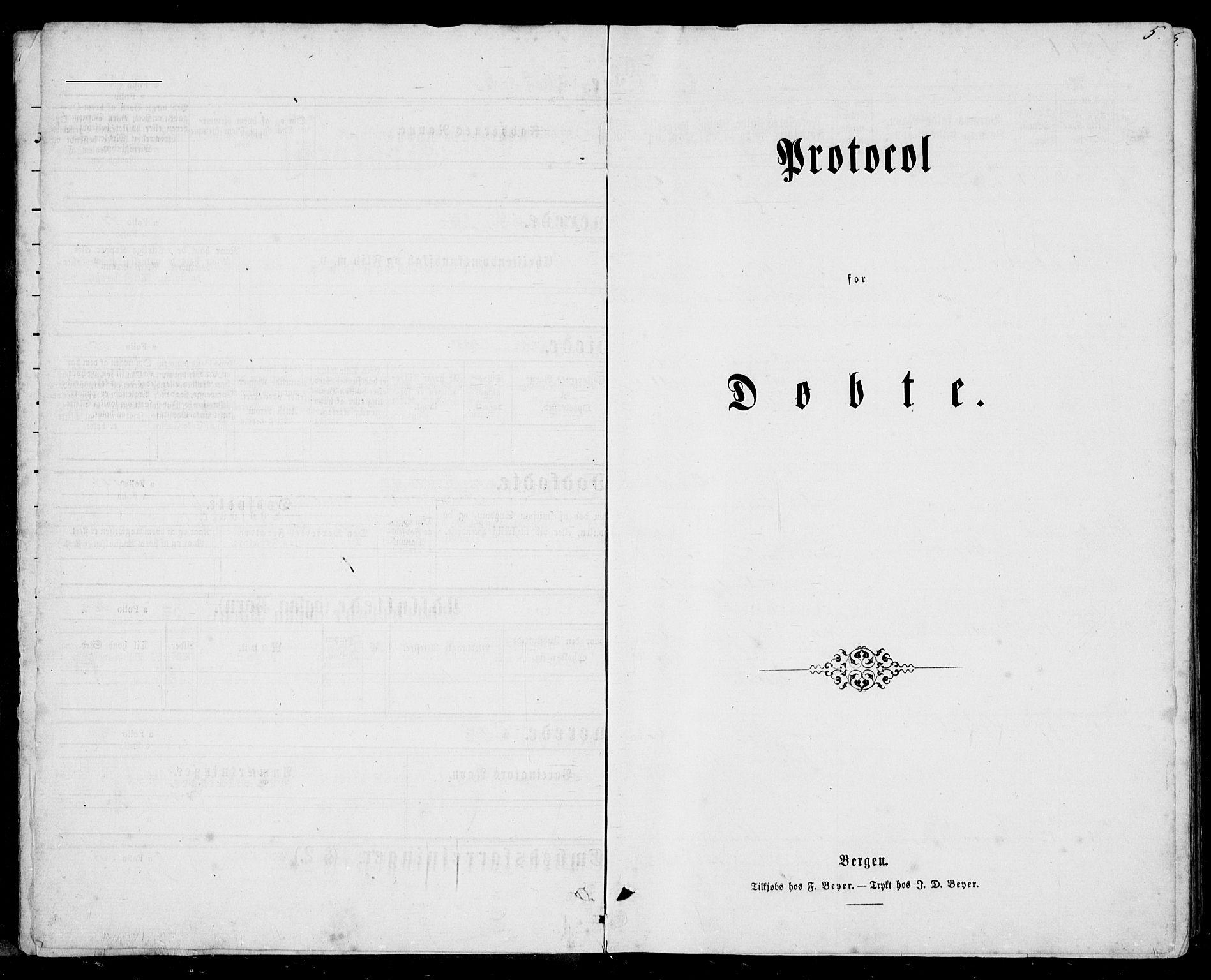 SAST, Nedstrand sokneprestkontor, IV: Ministerialbok nr. A 9, 1861-1876, s. 5