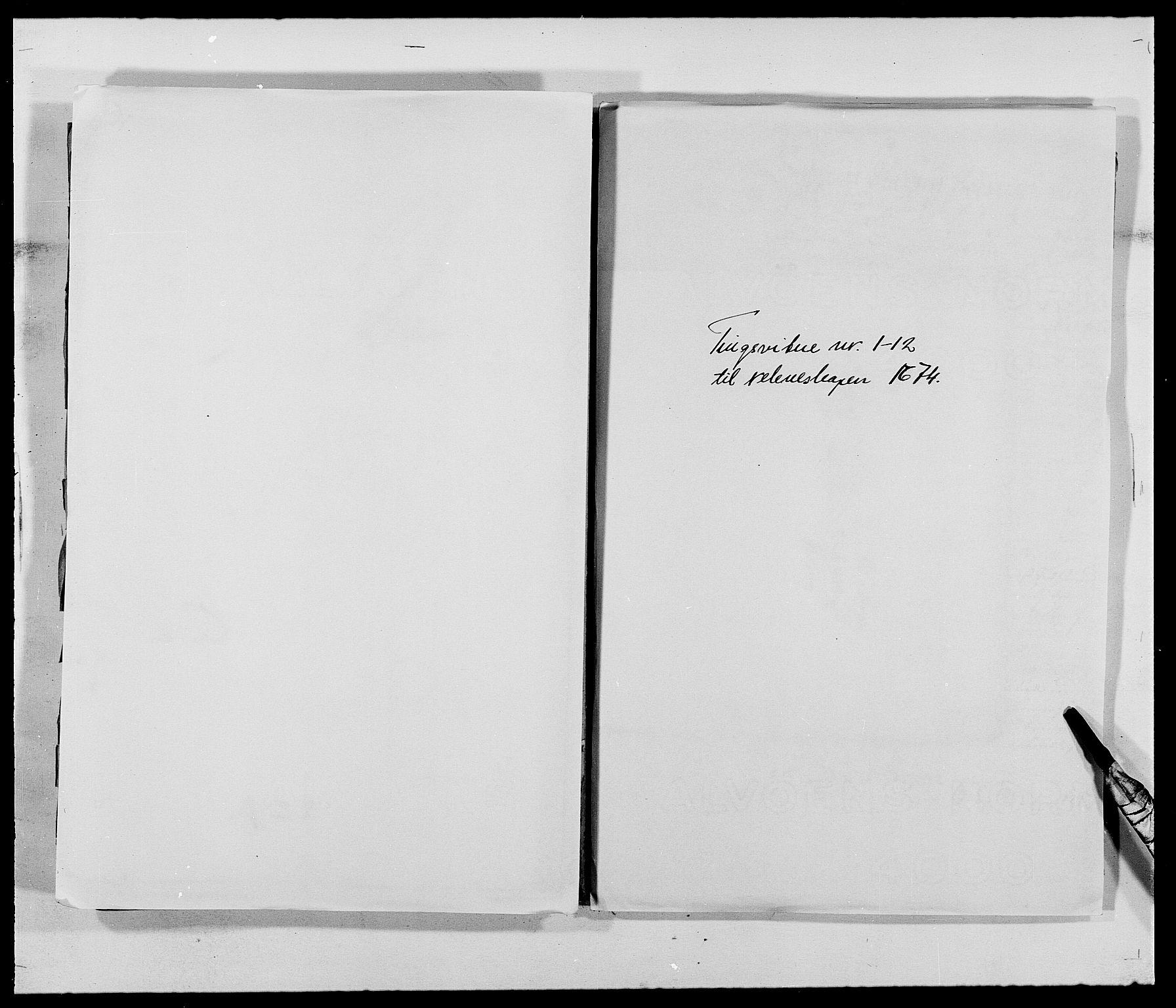 RA, Rentekammeret inntil 1814, Reviderte regnskaper, Fogderegnskap, R40/L2433: Fogderegnskap Råbyggelag, 1671-1674, s. 325
