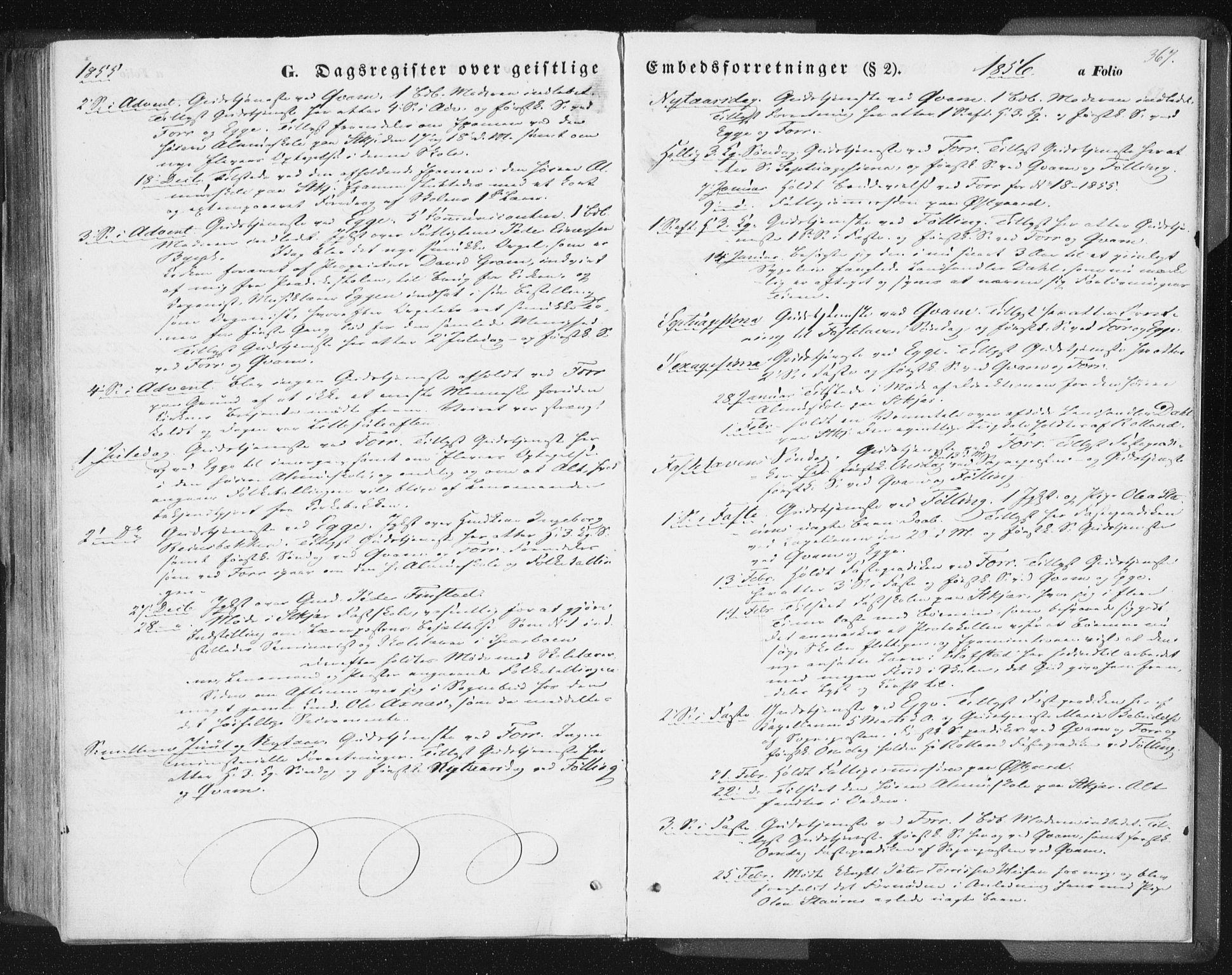 SAT, Ministerialprotokoller, klokkerbøker og fødselsregistre - Nord-Trøndelag, 746/L0446: Ministerialbok nr. 746A05, 1846-1859, s. 367