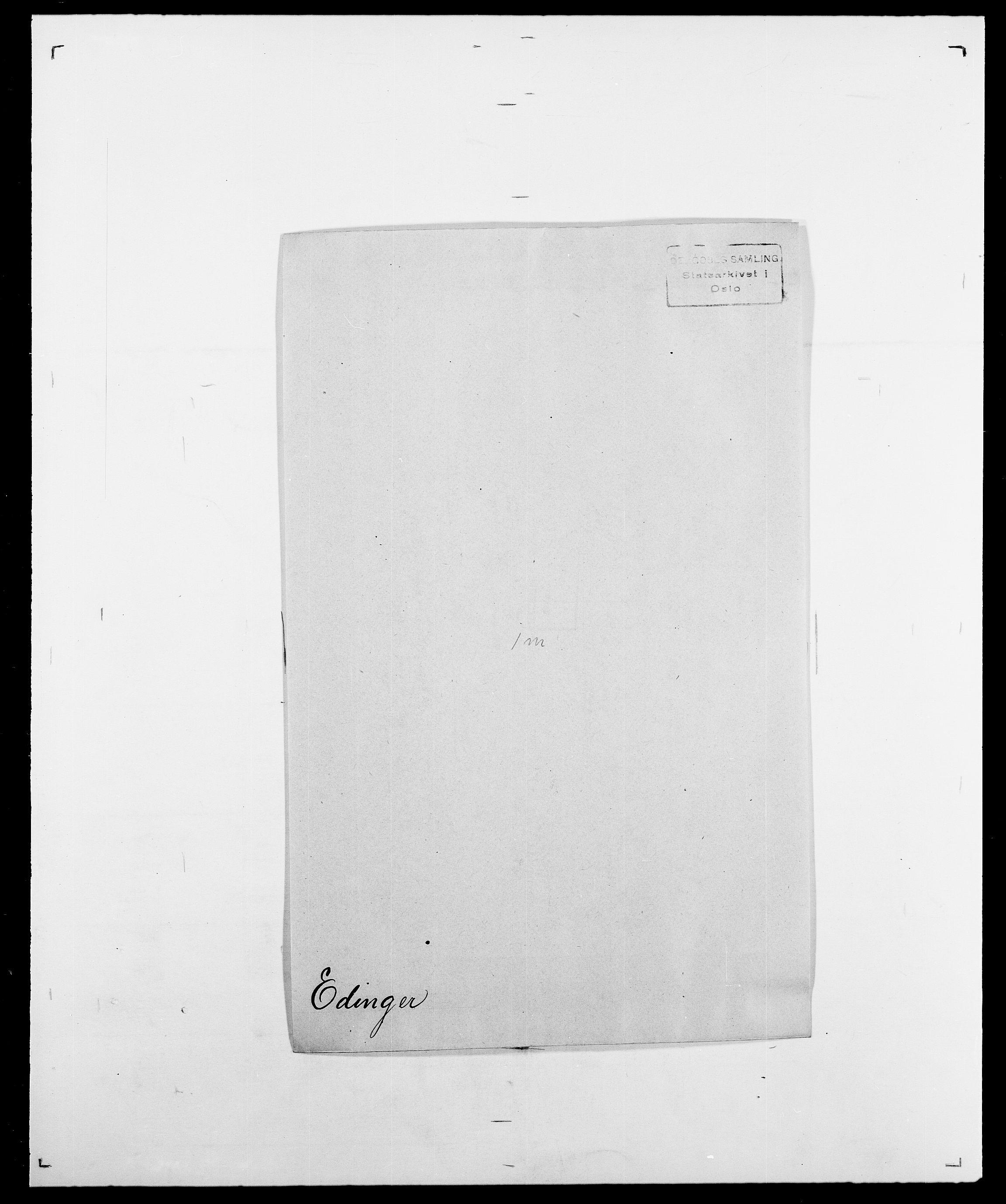 SAO, Delgobe, Charles Antoine - samling, D/Da/L0010: Dürendahl - Fagelund, s. 145