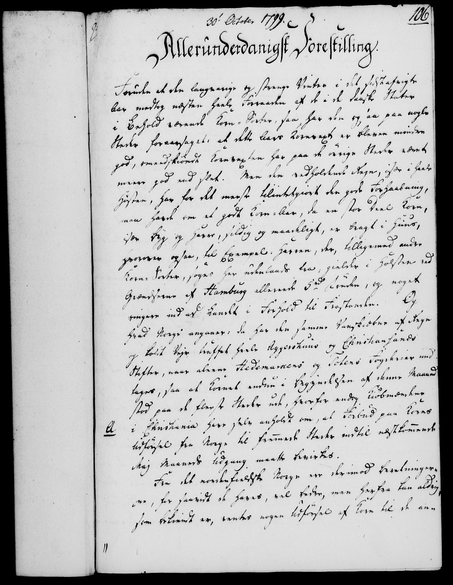 RA, Rentekammeret, Kammerkanselliet, G/Gf/Gfa/L0081: Norsk relasjons- og resolusjonsprotokoll (merket RK 52.81), 1799, s. 701