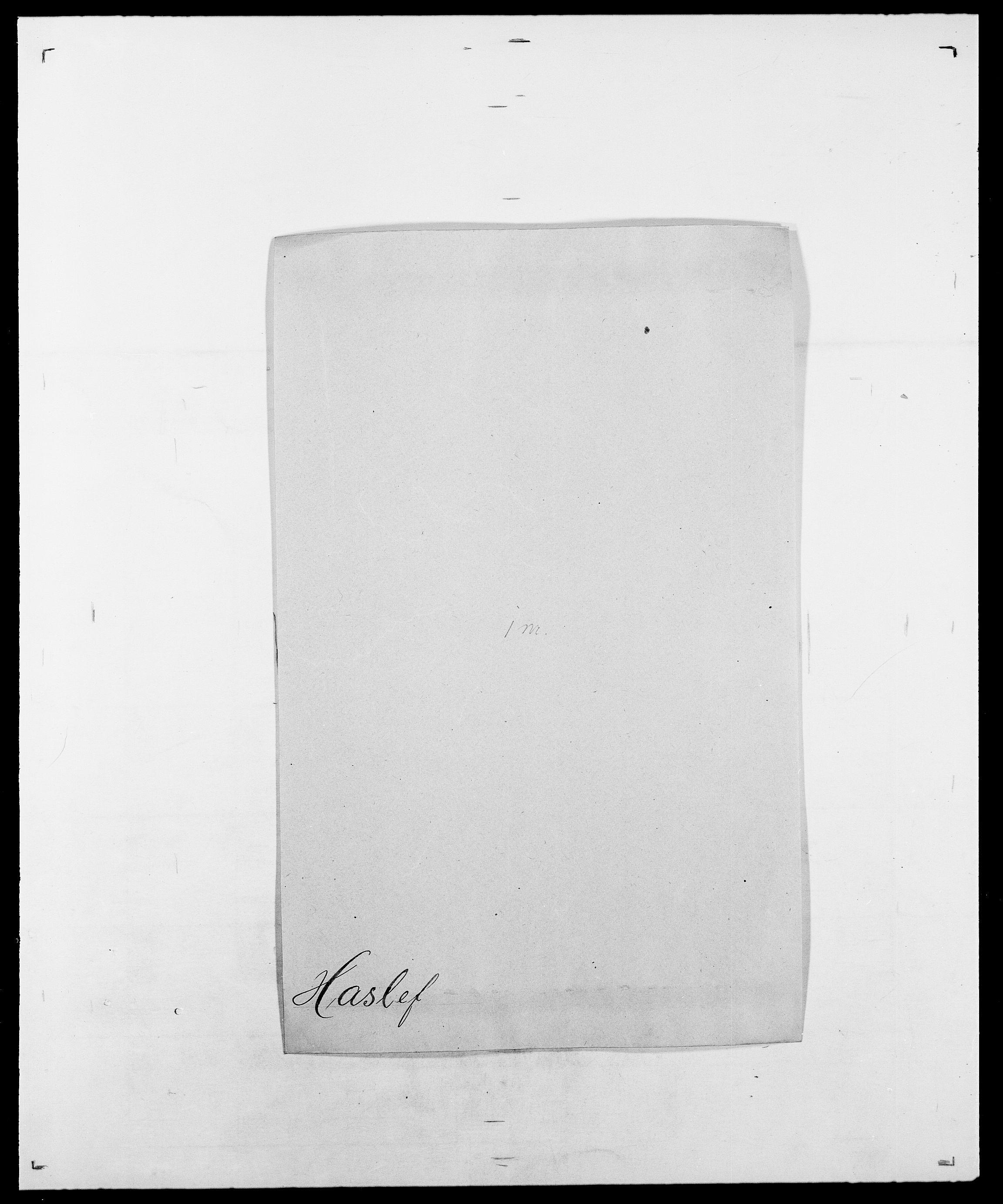 SAO, Delgobe, Charles Antoine - samling, D/Da/L0016: Hamborg - Hektoen, s. 480