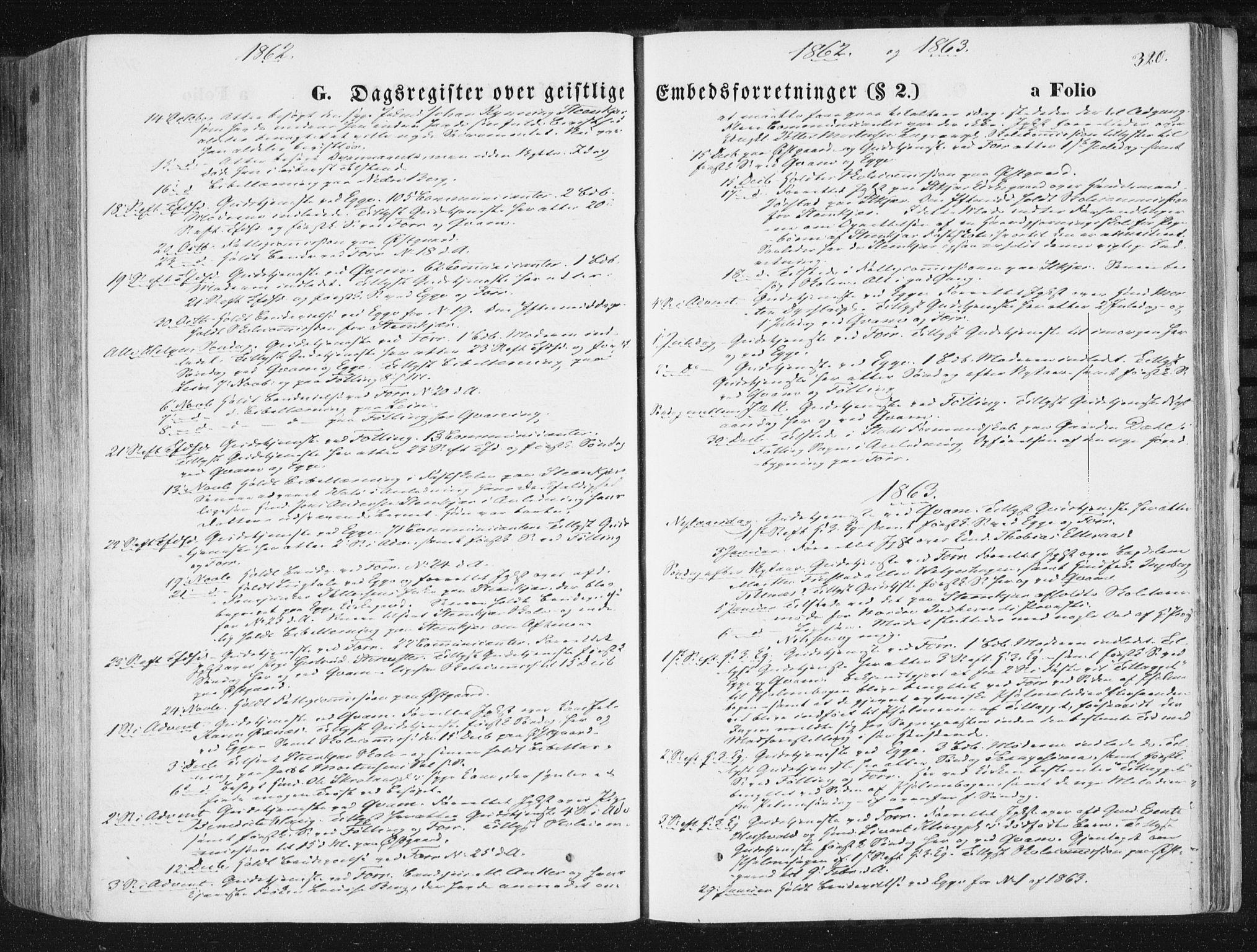 SAT, Ministerialprotokoller, klokkerbøker og fødselsregistre - Nord-Trøndelag, 746/L0447: Ministerialbok nr. 746A06, 1860-1877, s. 320