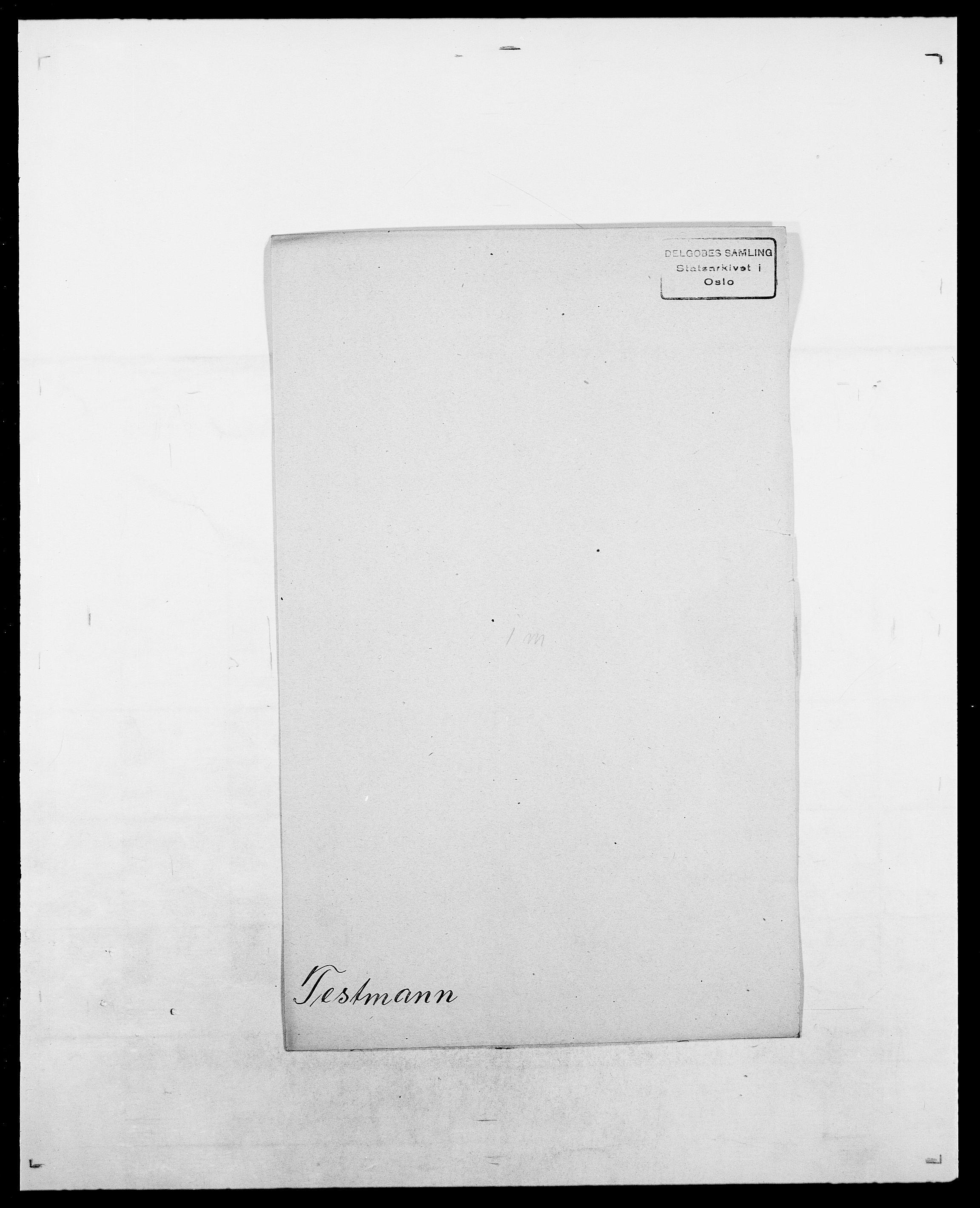SAO, Delgobe, Charles Antoine - samling, D/Da/L0038: Svanenskjold - Thornsohn, s. 409