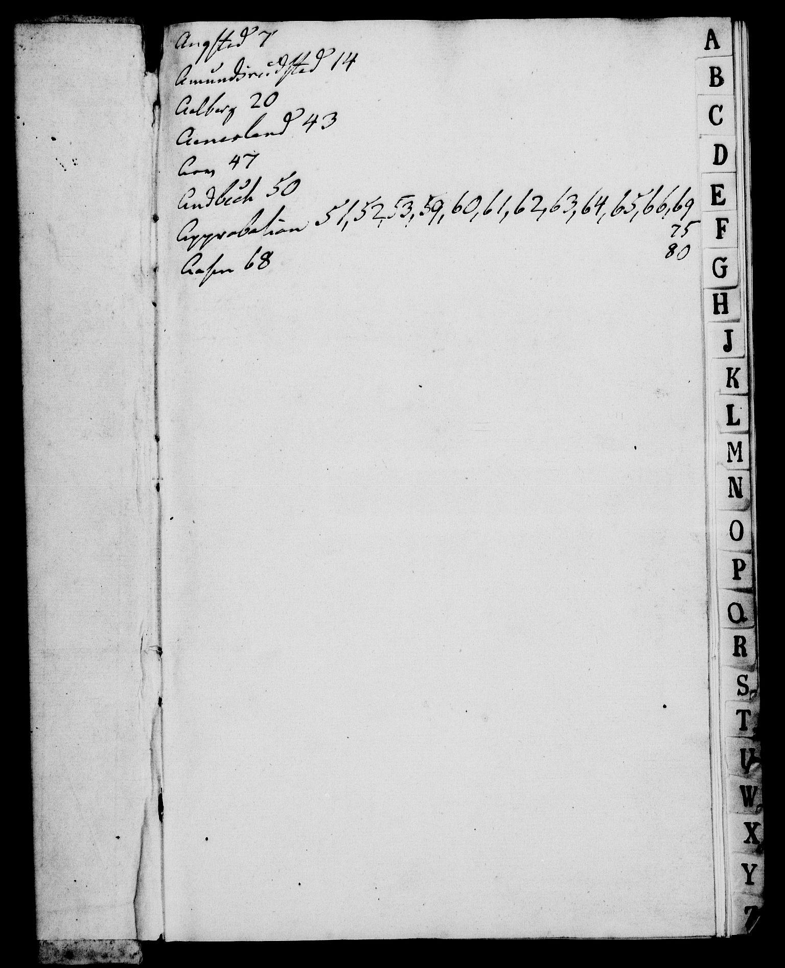 RA, Rentekammeret, Kammerkanselliet, G/Gf/Gfa/L0079: Norsk relasjons- og resolusjonsprotokoll (merket RK 52.79), 1797, s. 3