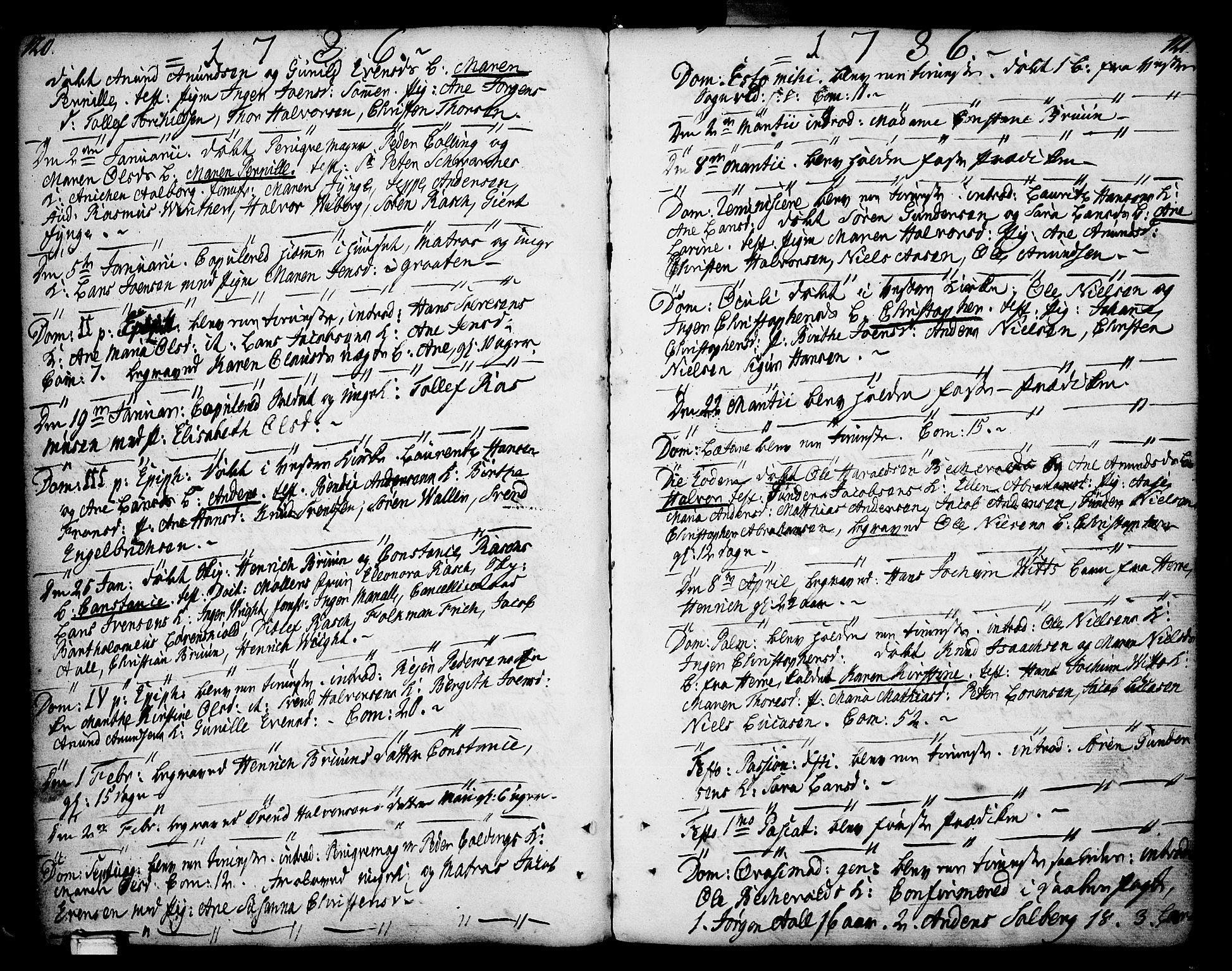 SAKO, Porsgrunn kirkebøker , F/Fa/L0002: Ministerialbok nr. 2, 1764-1814, s. 120-121
