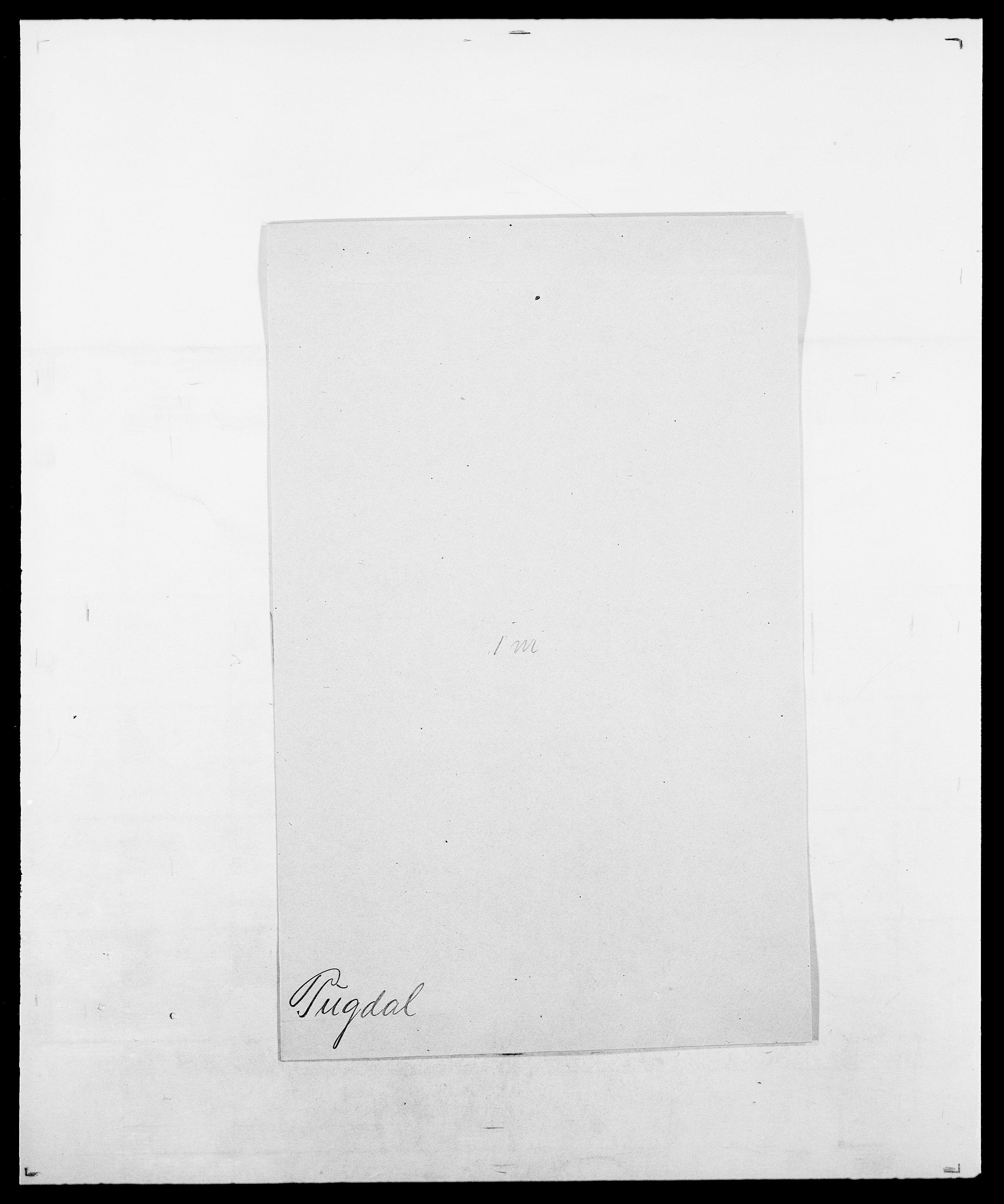 SAO, Delgobe, Charles Antoine - samling, D/Da/L0031: de Place - Raaum, s. 432