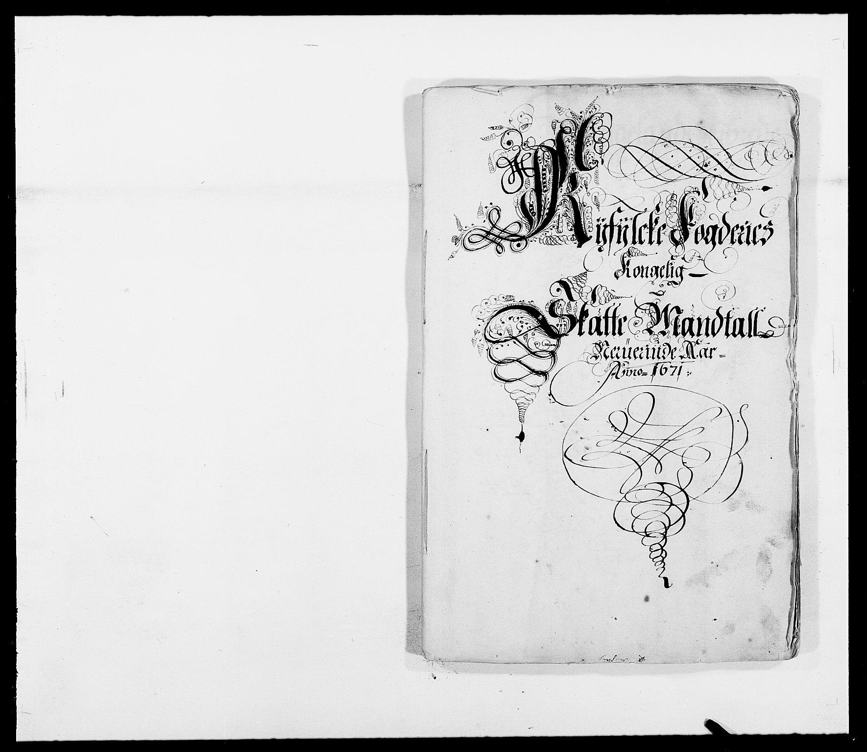 RA, Rentekammeret inntil 1814, Reviderte regnskaper, Fogderegnskap, R47/L2843: Fogderegnskap Ryfylke, 1670-1671, s. 382