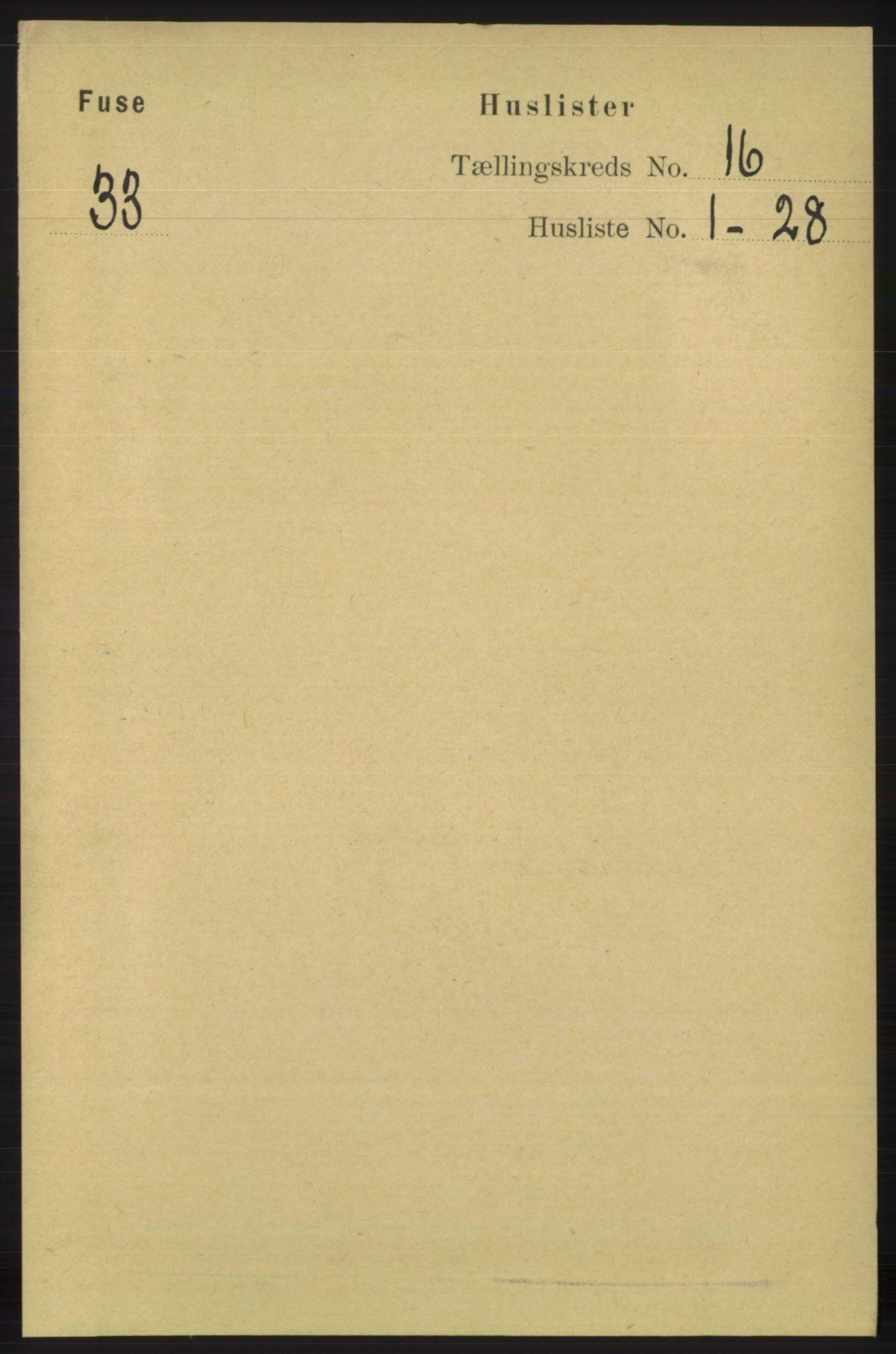 RA, Folketelling 1891 for 1241 Fusa herred, 1891, s. 3567