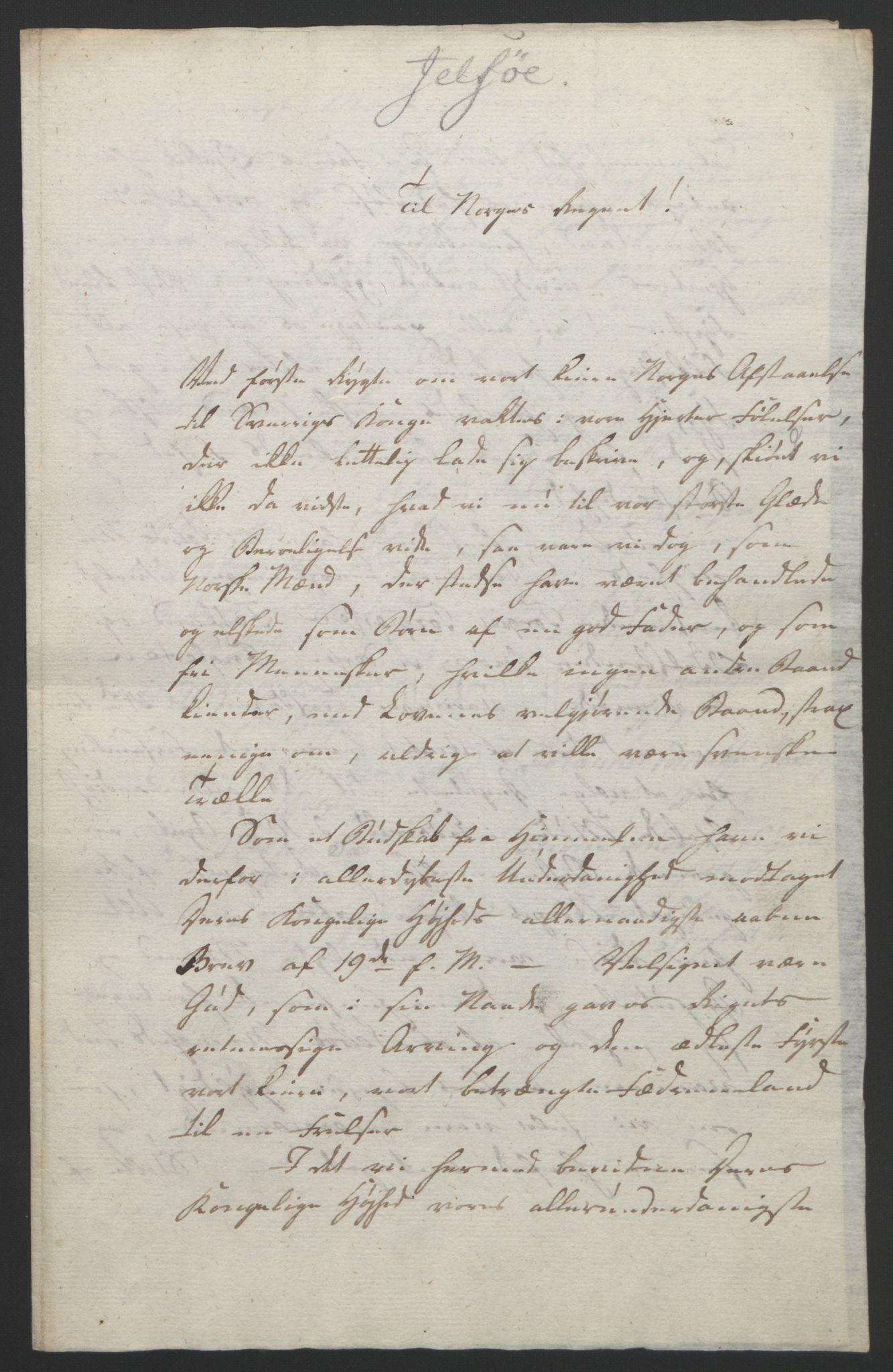 RA, Statsrådssekretariatet, D/Db/L0008: Fullmakter for Eidsvollsrepresentantene i 1814. , 1814, s. 231