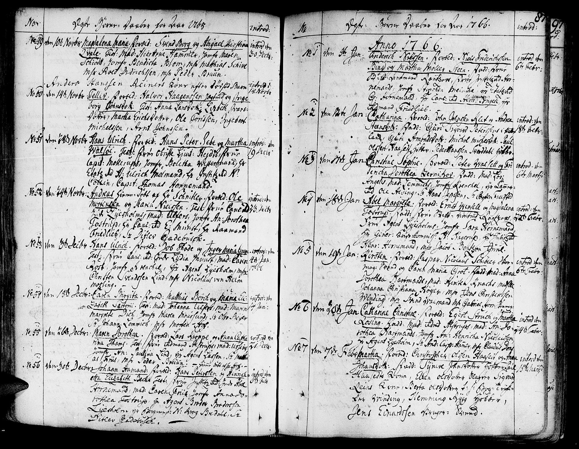 SAT, Ministerialprotokoller, klokkerbøker og fødselsregistre - Sør-Trøndelag, 602/L0103: Ministerialbok nr. 602A01, 1732-1774, s. 87
