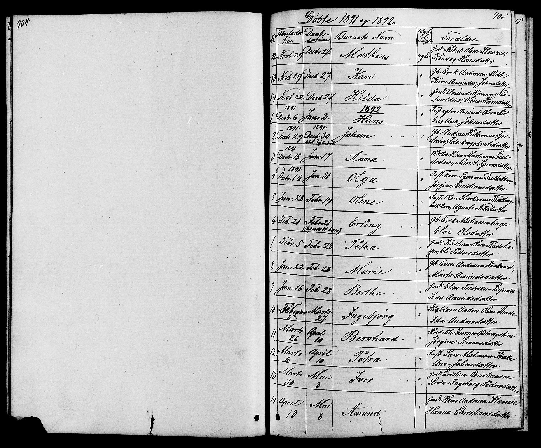 SAH, Østre Gausdal prestekontor, Klokkerbok nr. 1, 1863-1893, s. 404-405