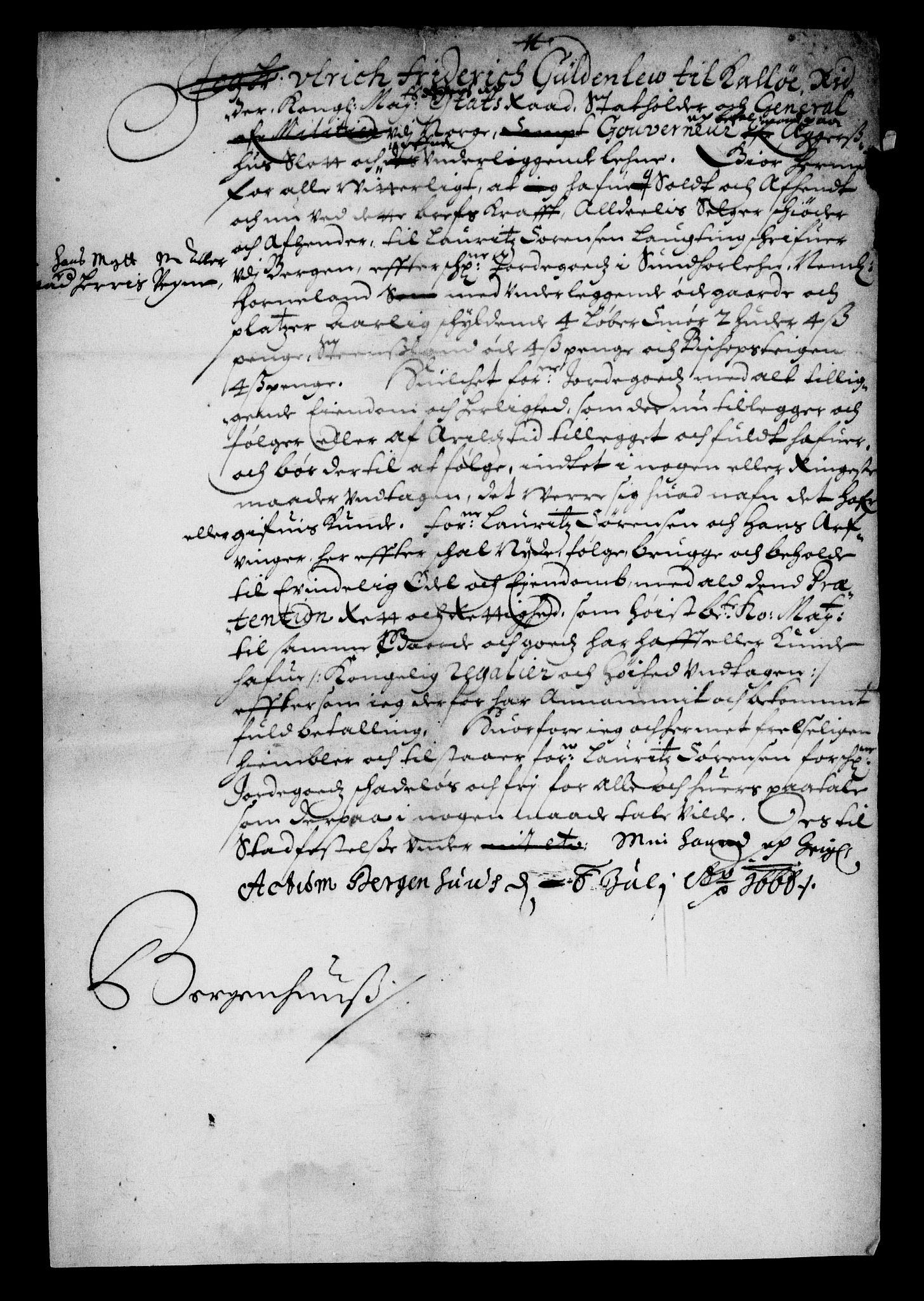 RA, Rentekammeret inntil 1814, Realistisk ordnet avdeling, On/L0010: [Jj 11]: Salg av krongods i Norge, 1661-1704, s. 529