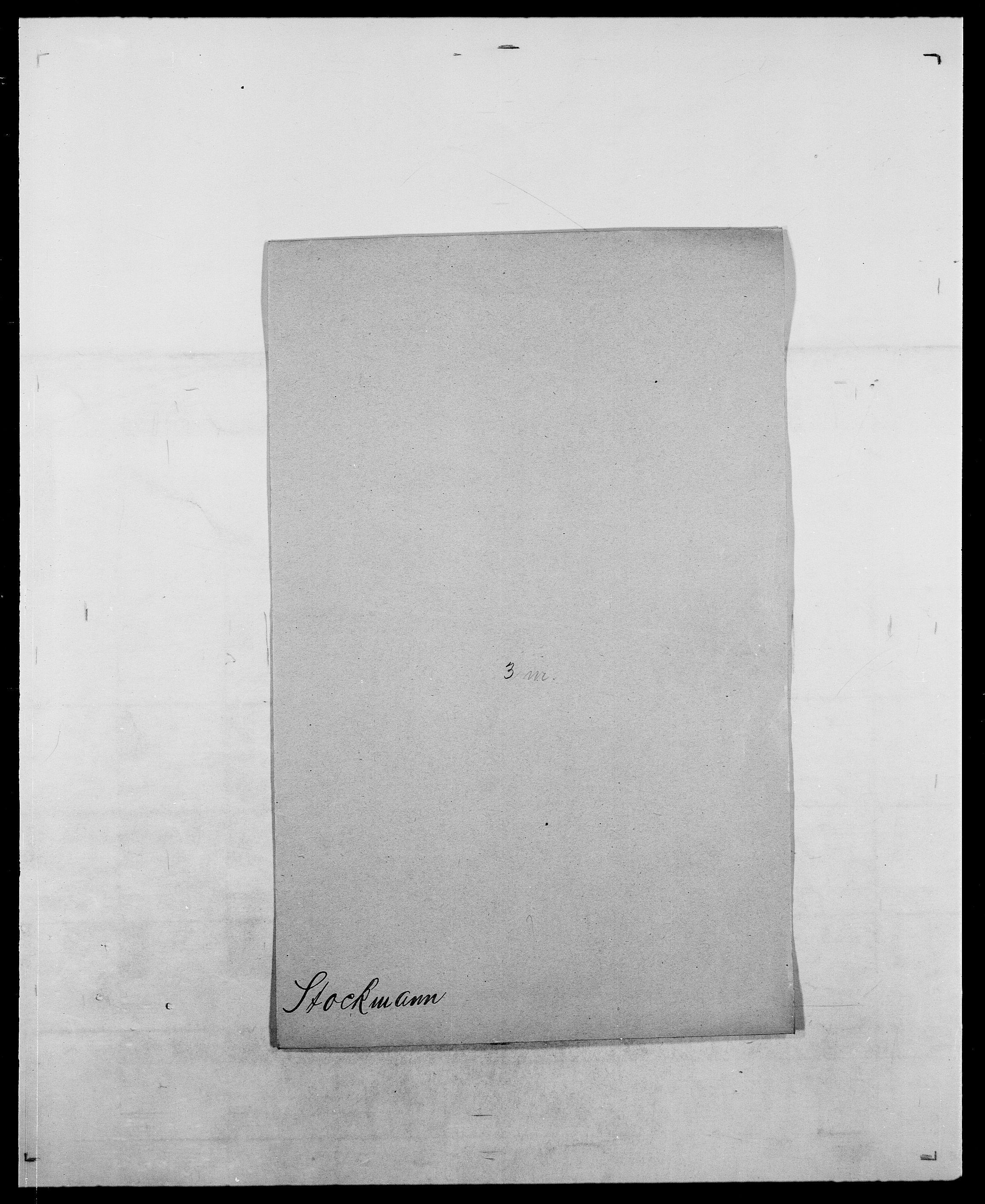 SAO, Delgobe, Charles Antoine - samling, D/Da/L0037: Steen, Sthen, Stein - Svare, Svanige, Svanne, se også Svanning og Schwane, s. 421