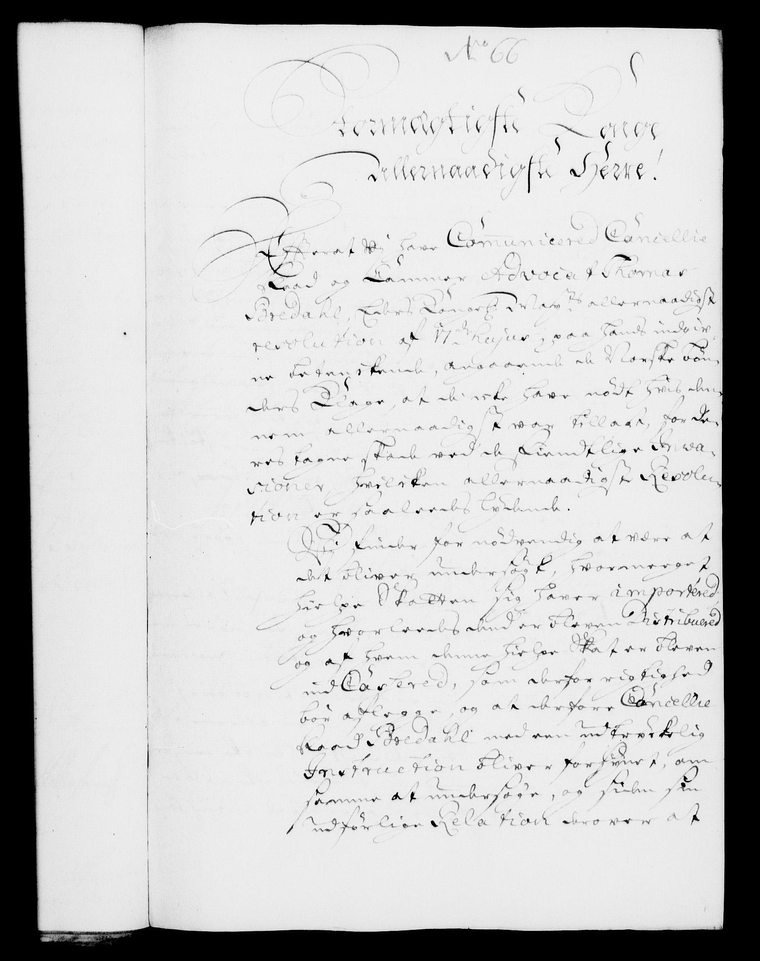 RA, Rentekammeret, Kammerkanselliet, G/Gf/Gfa/L0008: Norsk relasjons- og resolusjonsprotokoll (merket RK 52.8), 1725, s. 358
