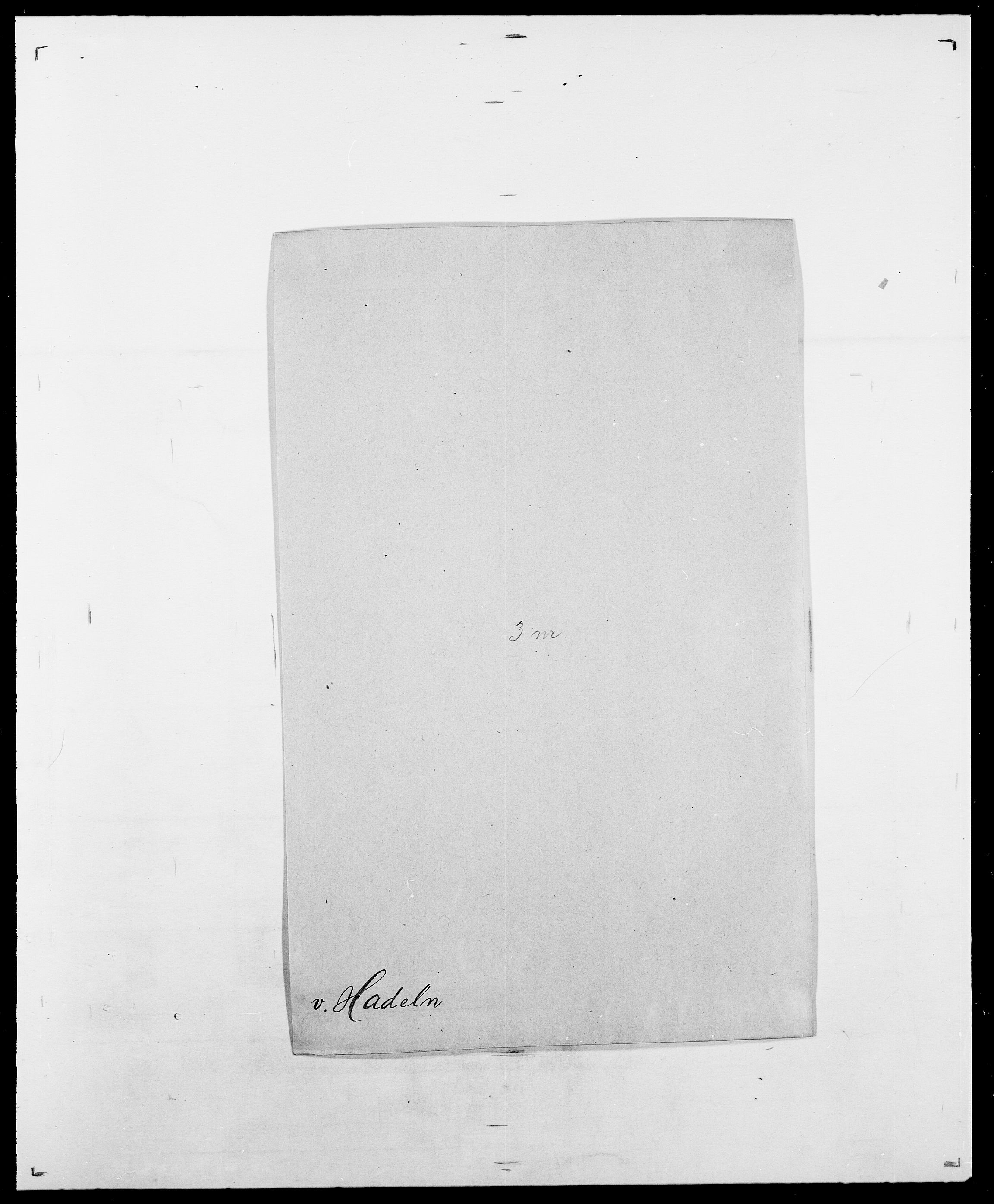 SAO, Delgobe, Charles Antoine - samling, D/Da/L0015: Grodtshilling - Halvorsæth, s. 635