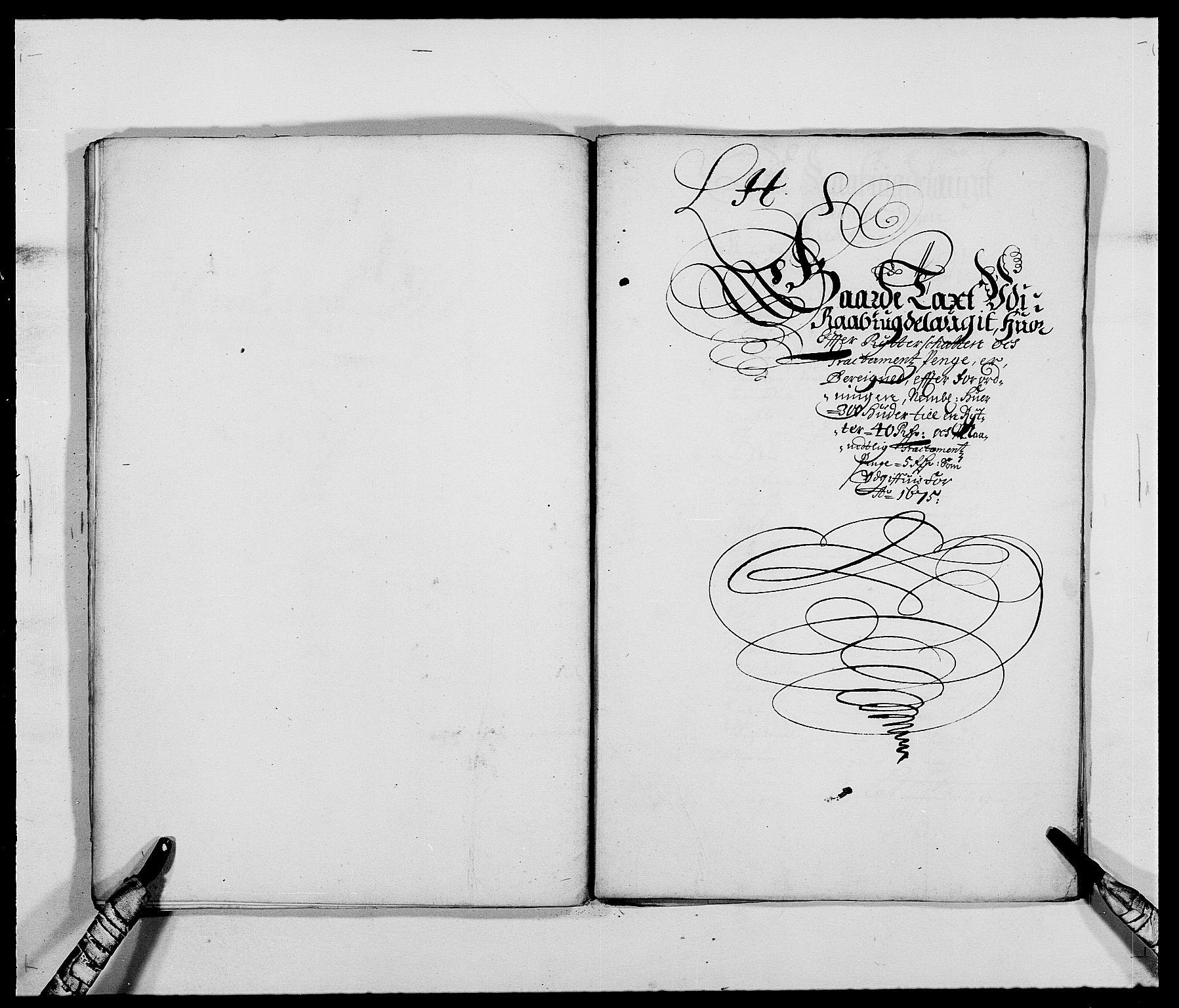 RA, Rentekammeret inntil 1814, Reviderte regnskaper, Fogderegnskap, R40/L2434: Fogderegnskap Råbyggelag, 1675-1676, s. 86