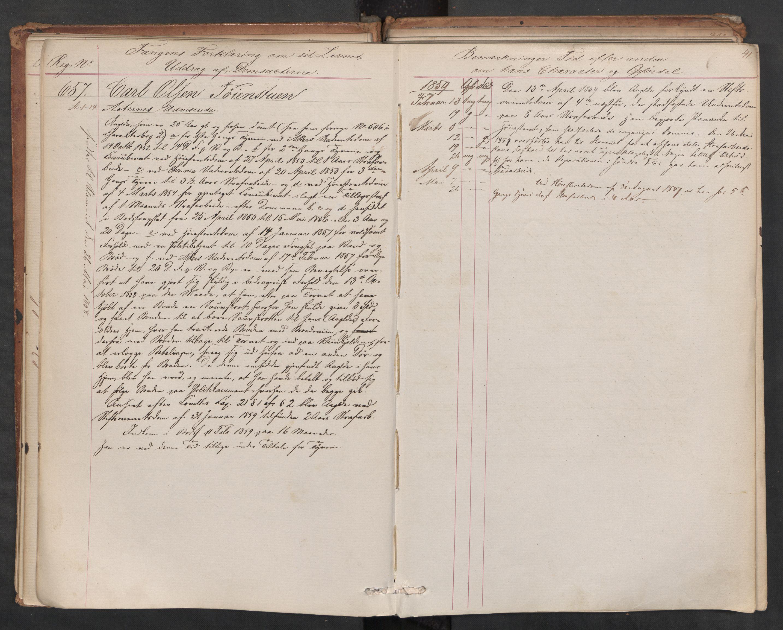 RA, Botsfengslet, D/Db/Dbb/L0006: 614b - 994b, 1858-1860, s. 41
