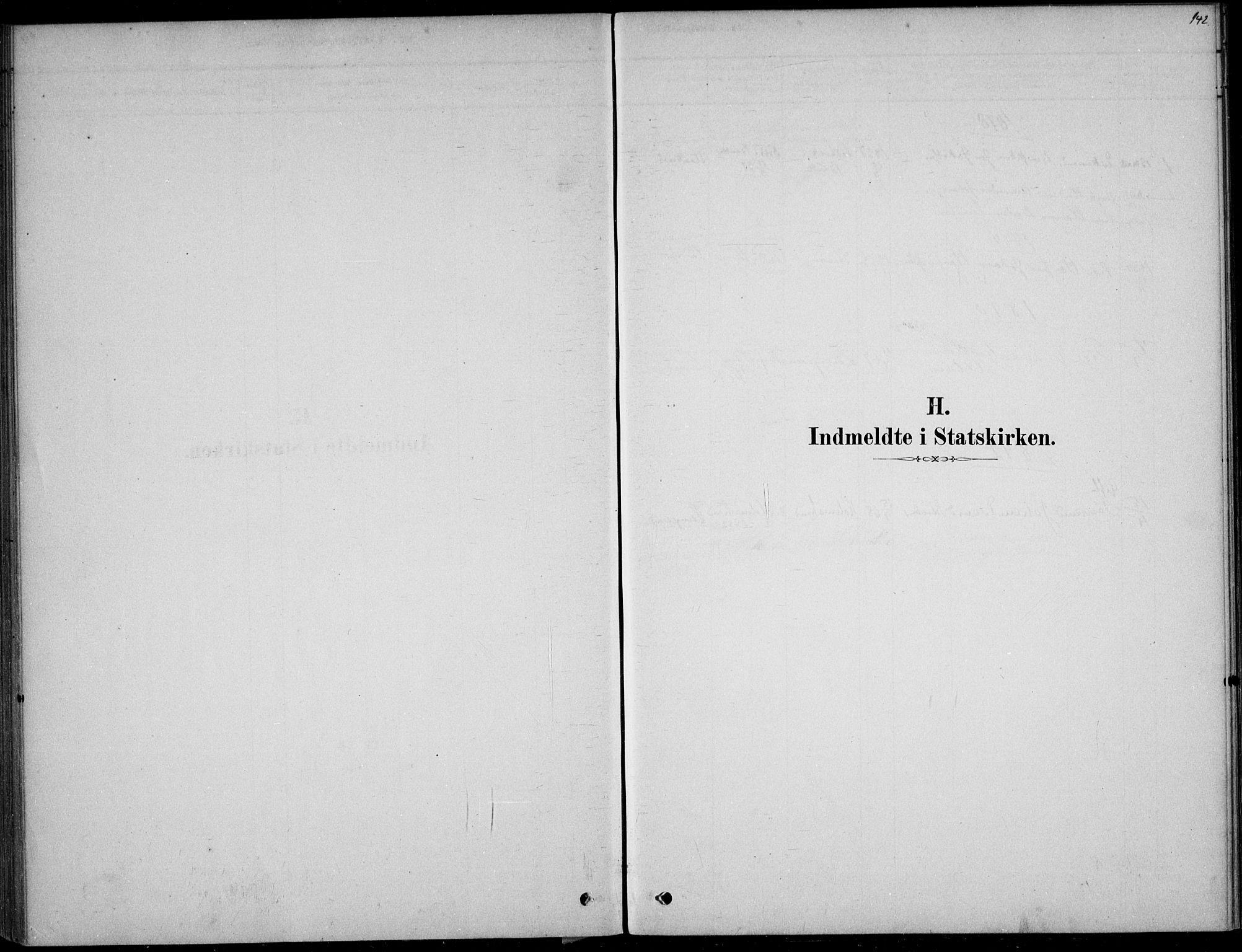 SAKO, Langesund kirkebøker, F/Fa/L0002: Ministerialbok nr. 2, 1878-1892, s. 142