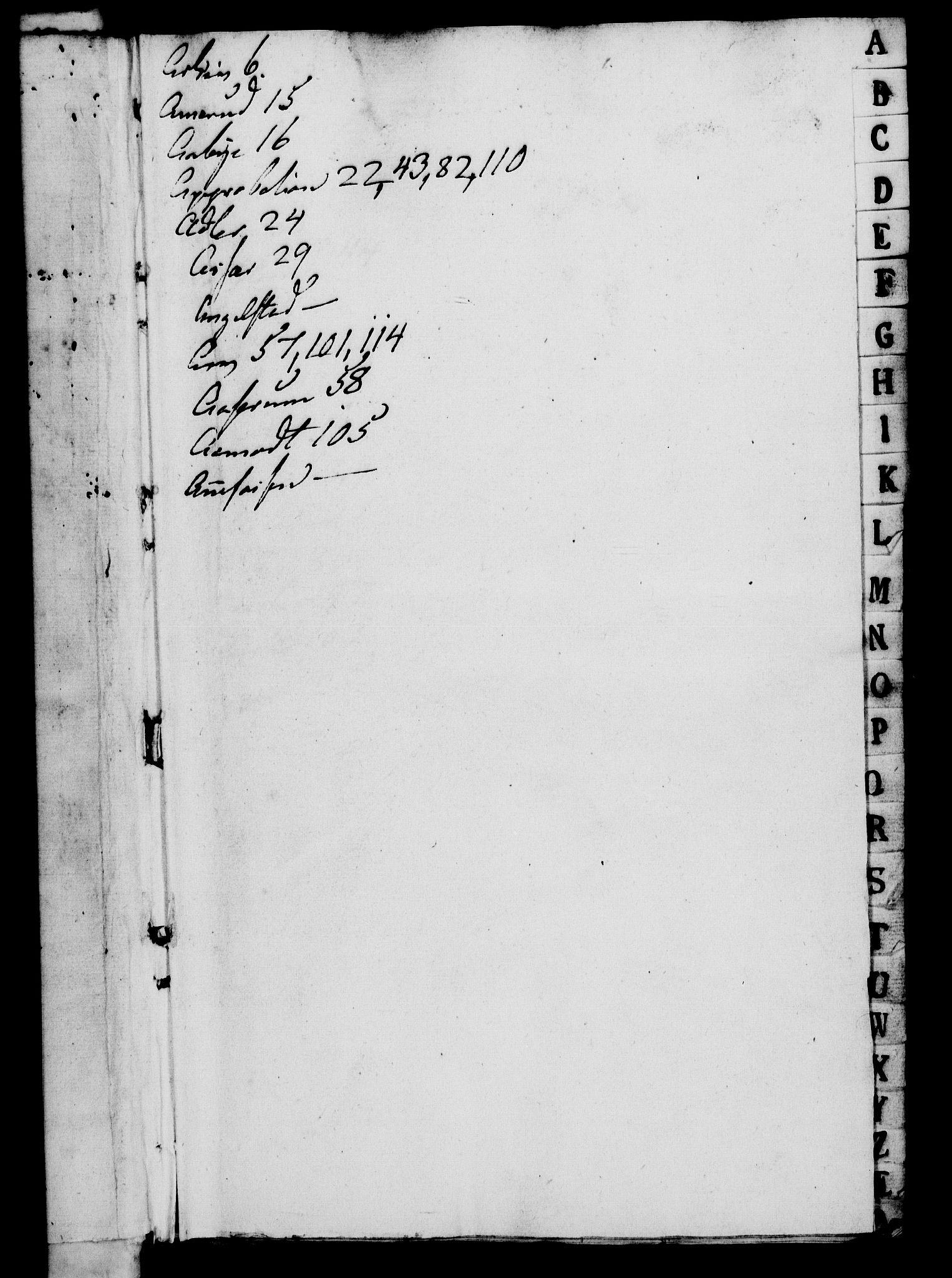 RA, Rentekammeret, Kammerkanselliet, G/Gf/Gfa/L0063: Norsk relasjons- og resolusjonsprotokoll (merket RK 52.63), 1781, s. 3