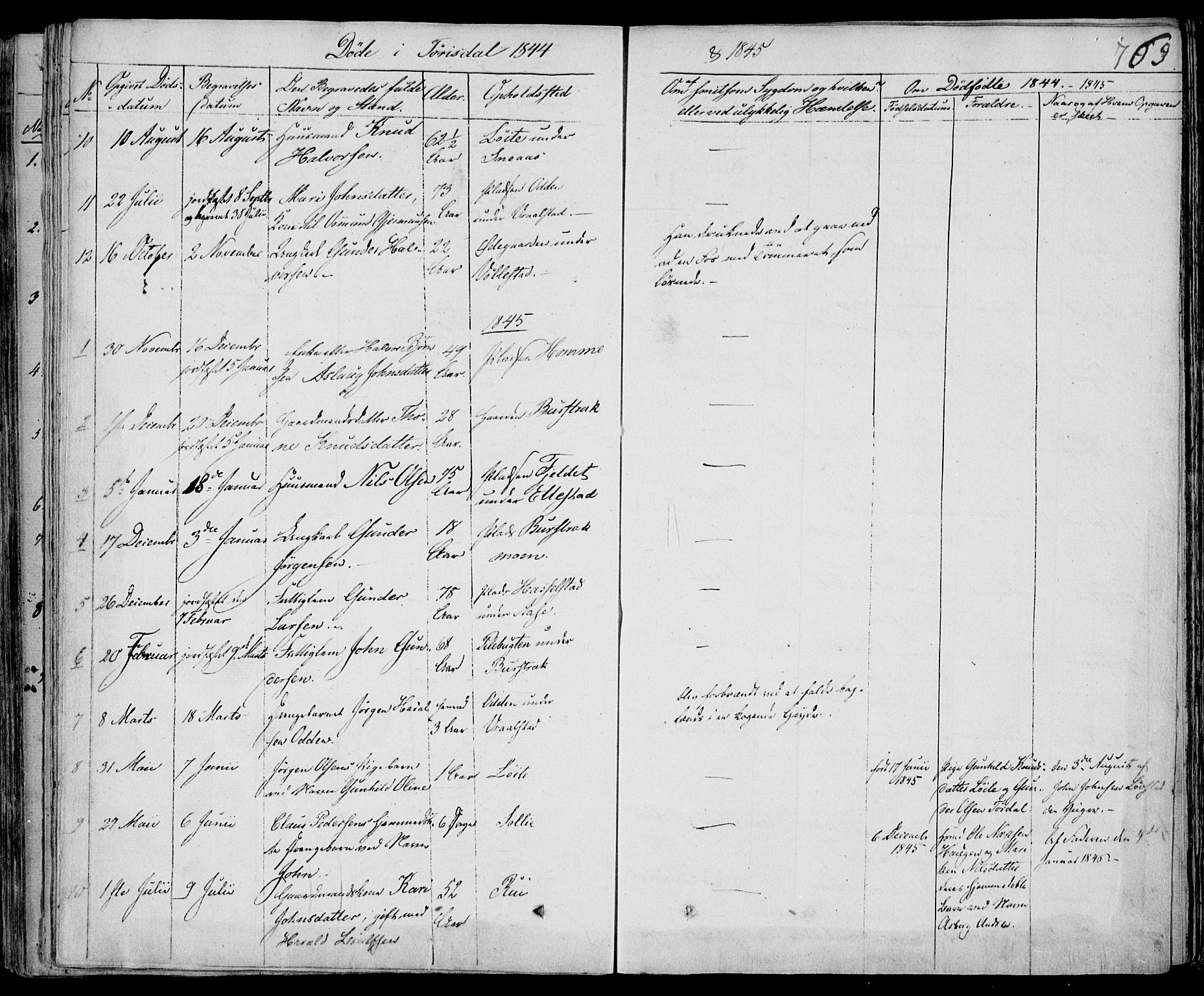 SAKO, Drangedal kirkebøker, F/Fa/L0007b: Ministerialbok nr. 7b, 1837-1856, s. 769