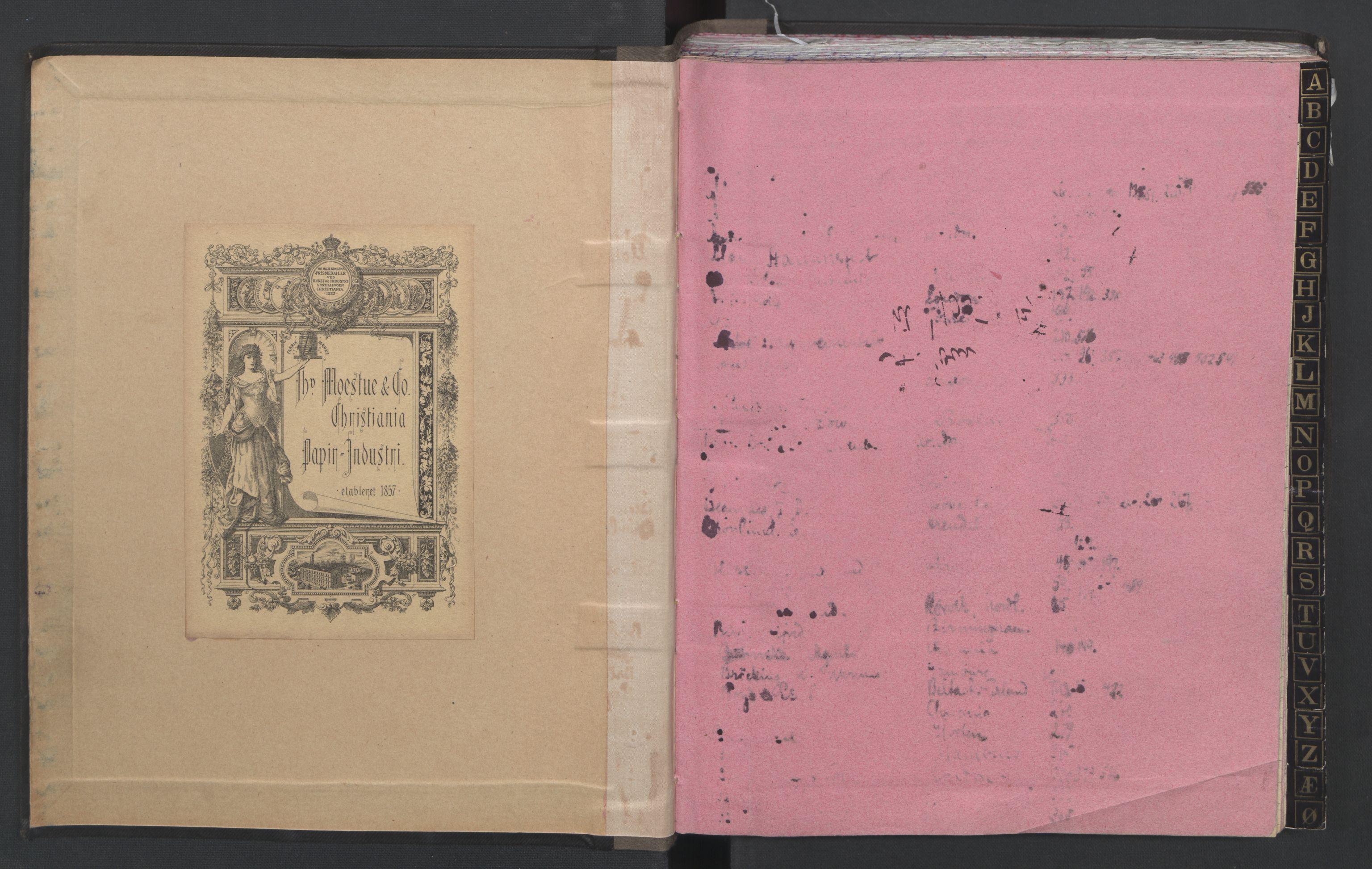 RA, Arbeidskomitéen for Fridtjof Nansens polarekspedisjon, D/L0002: 2 kopibøker - Forberedelser og utrustning, 1893, s. upaginert