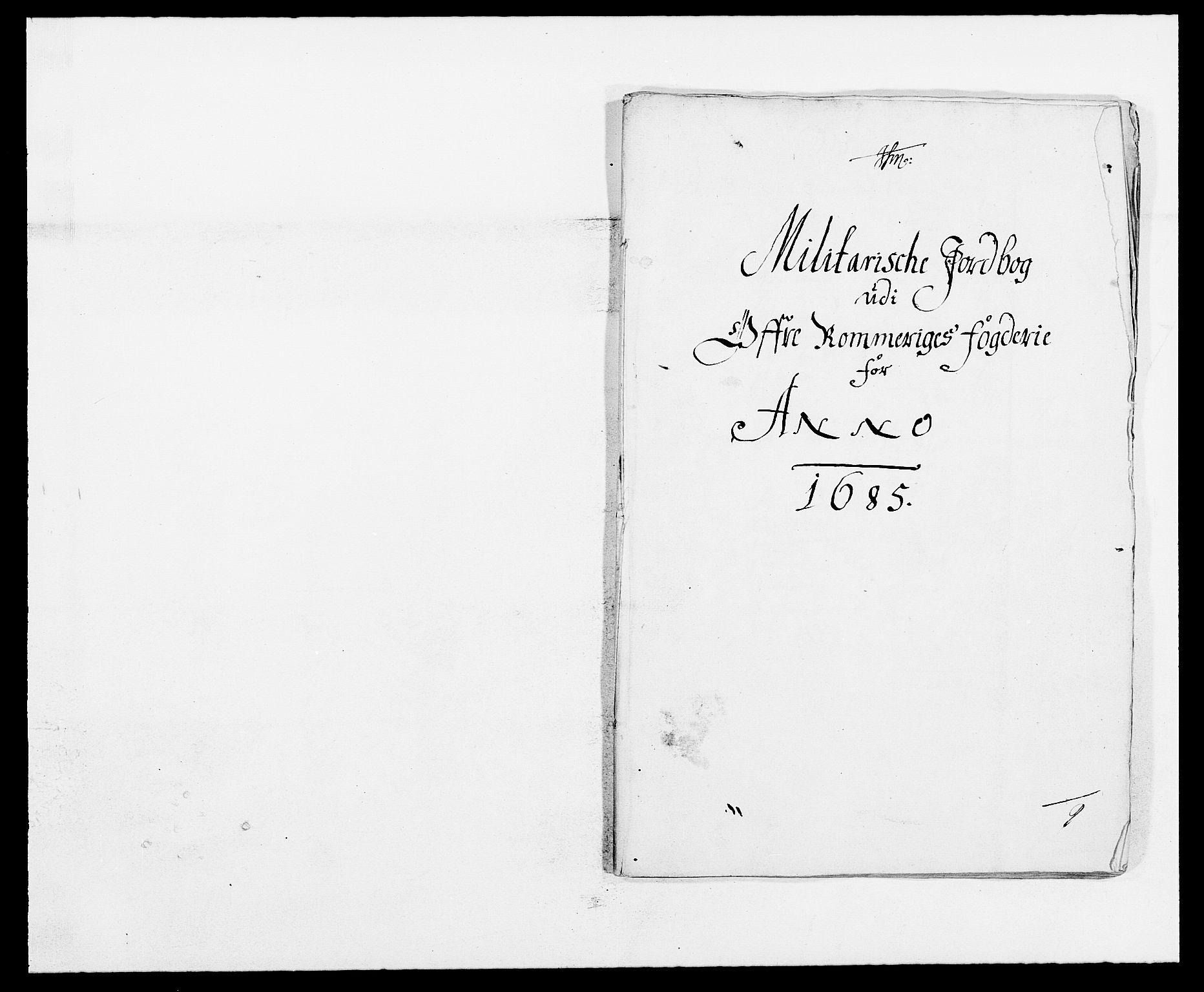 RA, Rentekammeret inntil 1814, Reviderte regnskaper, Fogderegnskap, R12/L0699: Fogderegnskap Øvre Romerike, 1685-1686, s. 103